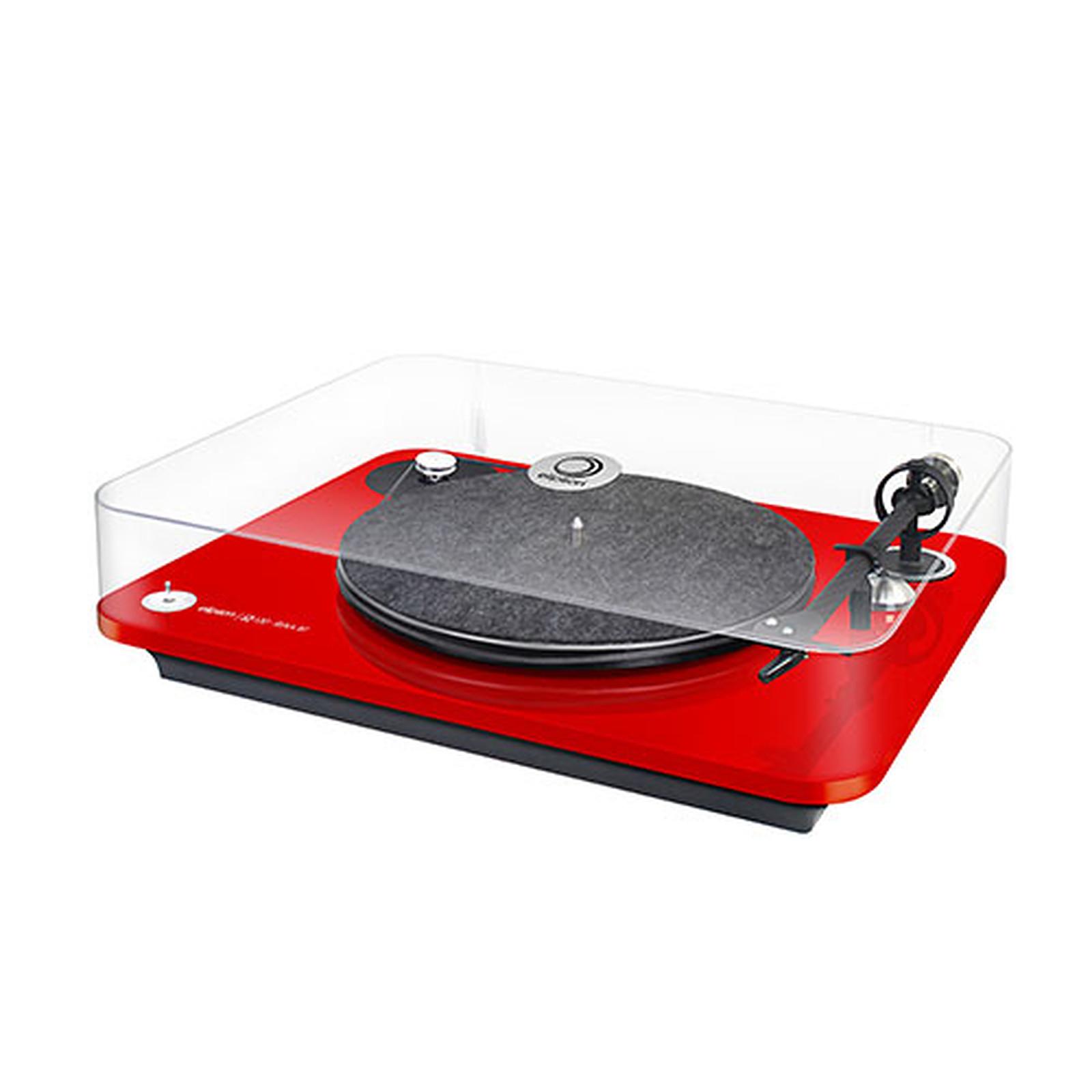 Elipson Omega 100 RIAA BT Rojo