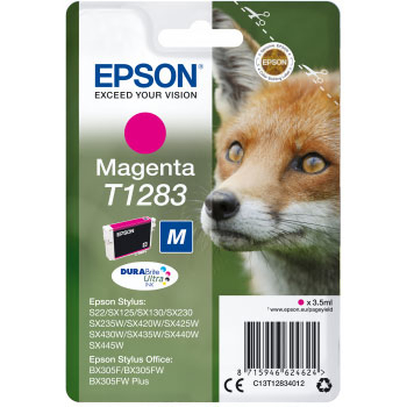 Epson Renard T1283 Magenta