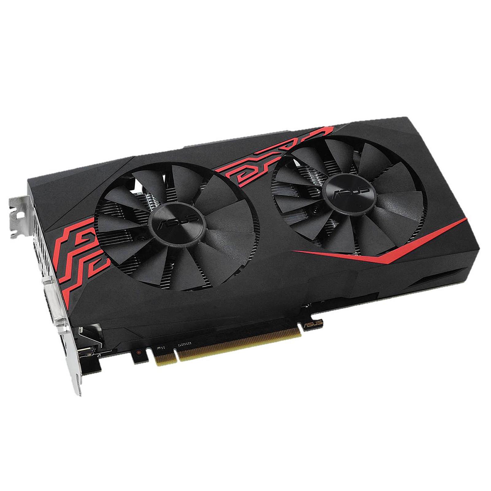ASUS GeForce GTX 1070 Expedition OC Edition EX-GTX1070-O8G