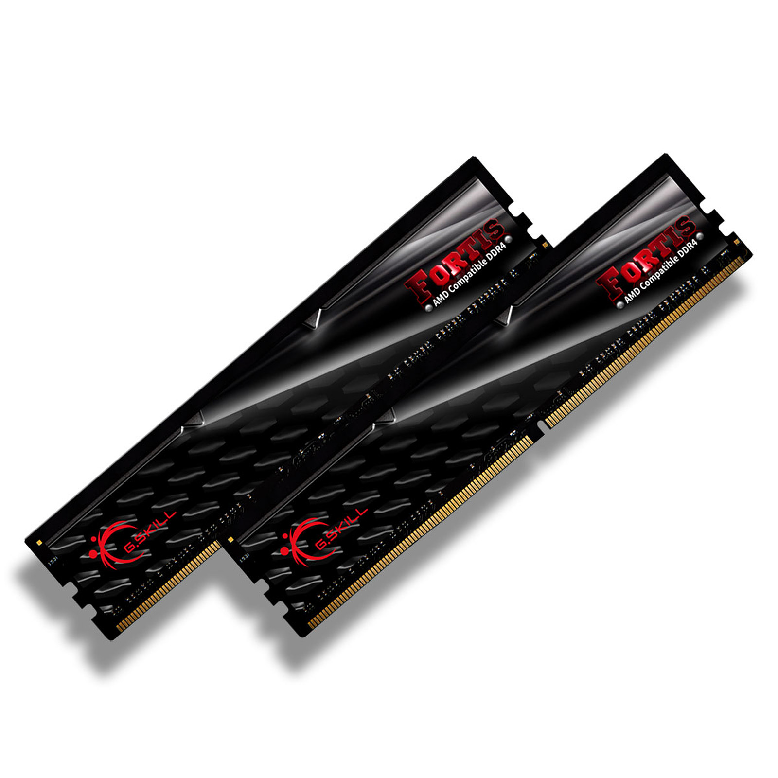G.Skill Fortis Series 16 Go (2x 8 Go) DDR4 2400 MHz CL16
