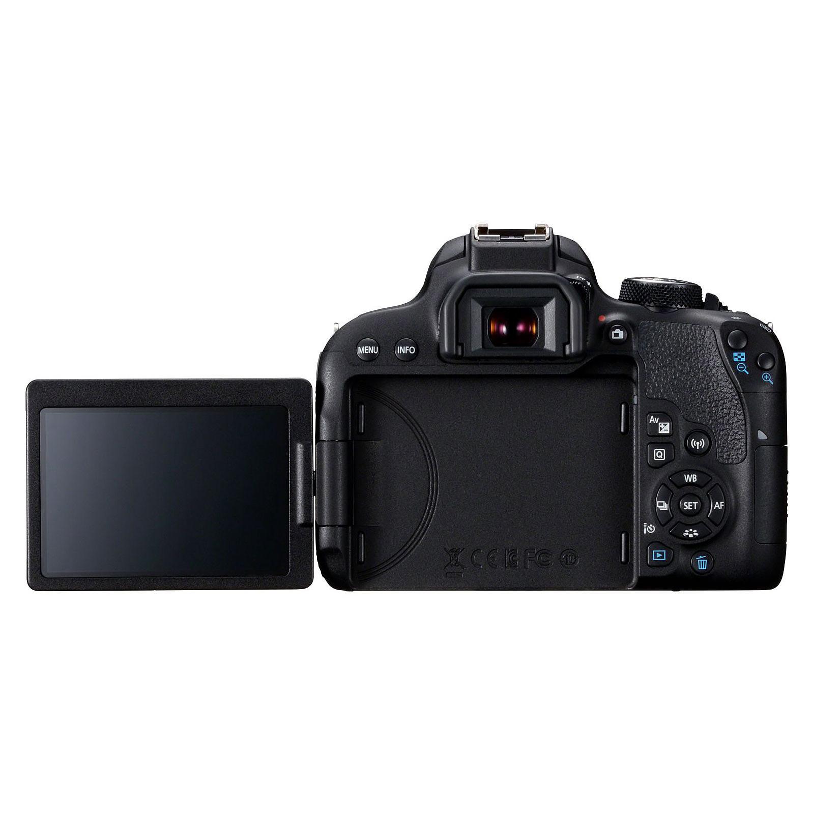 canon eos 800d appareil photo reflex canon sur. Black Bedroom Furniture Sets. Home Design Ideas