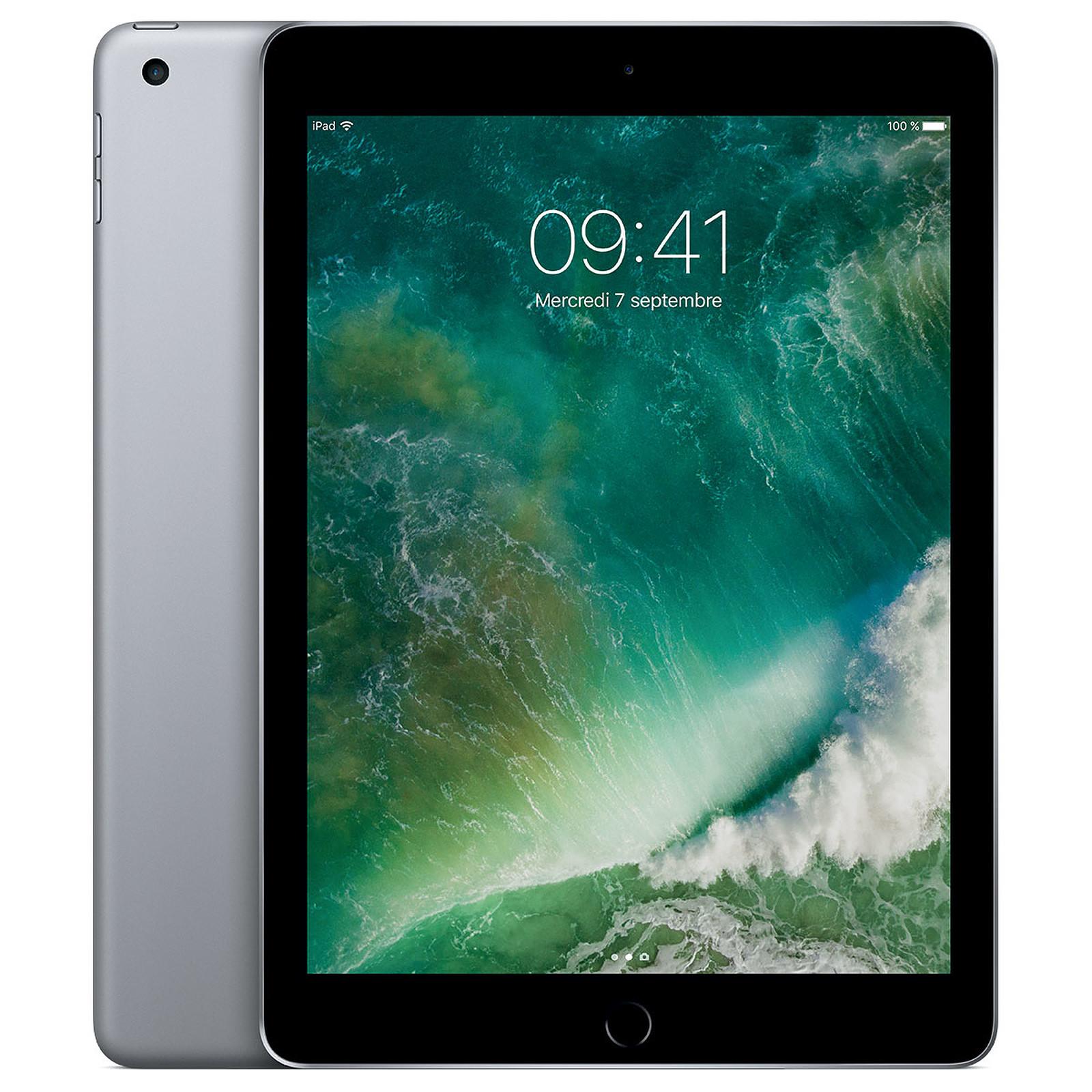 Apple iPad Wi-Fi 32 GB Wi-Fi Gris sidéral · Reconditionné