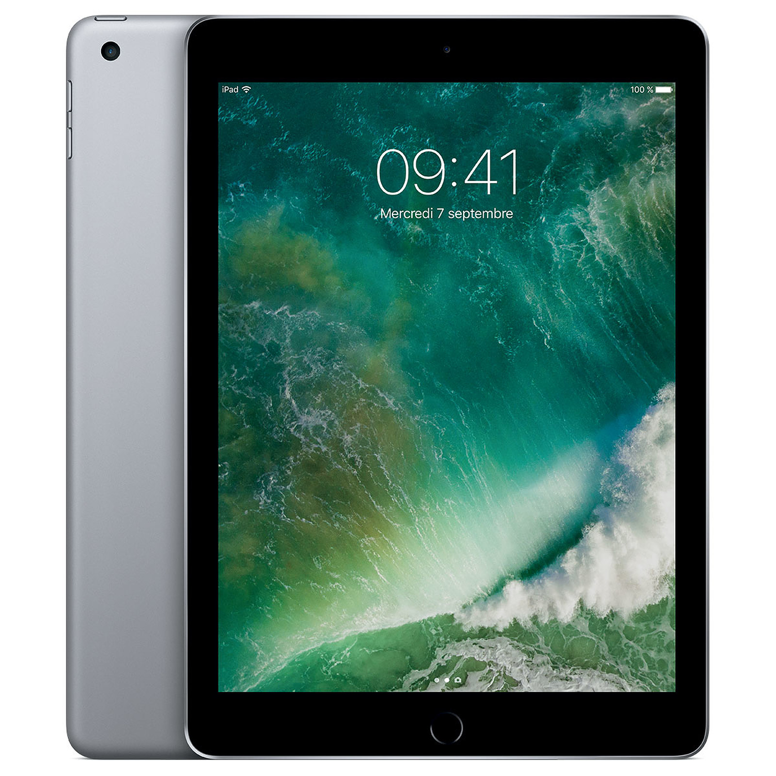 Apple iPad Wi-Fi 128 GB Wi-Fi Gris sidéral