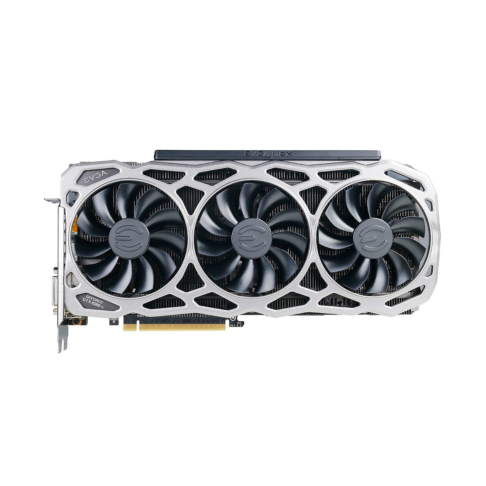 EVGA GeForce GTX 1080 Ti FTW3 GAMING ICX - Carte graphique
