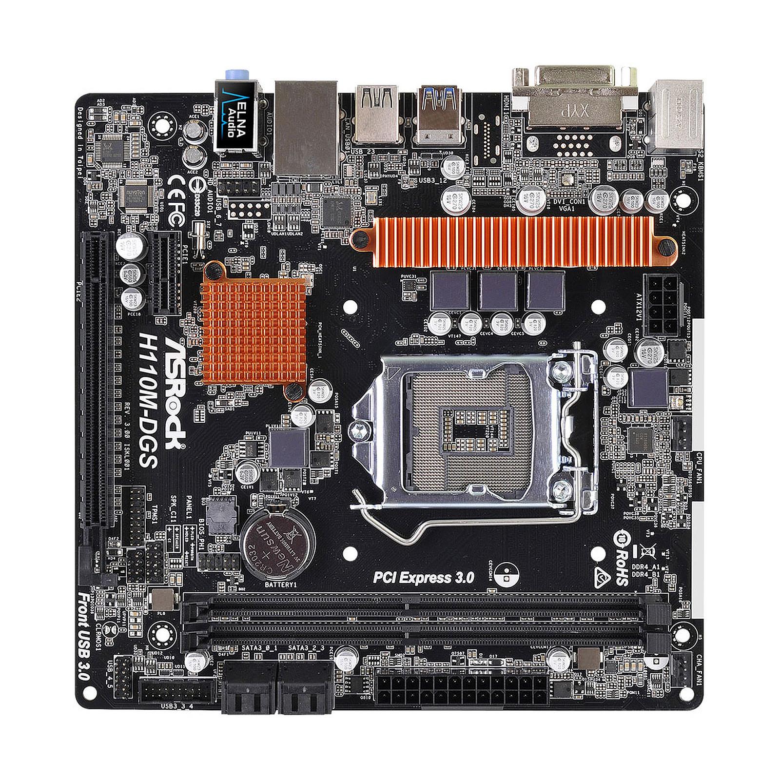 ASRock H110M-DGS Intel ME Drivers Mac