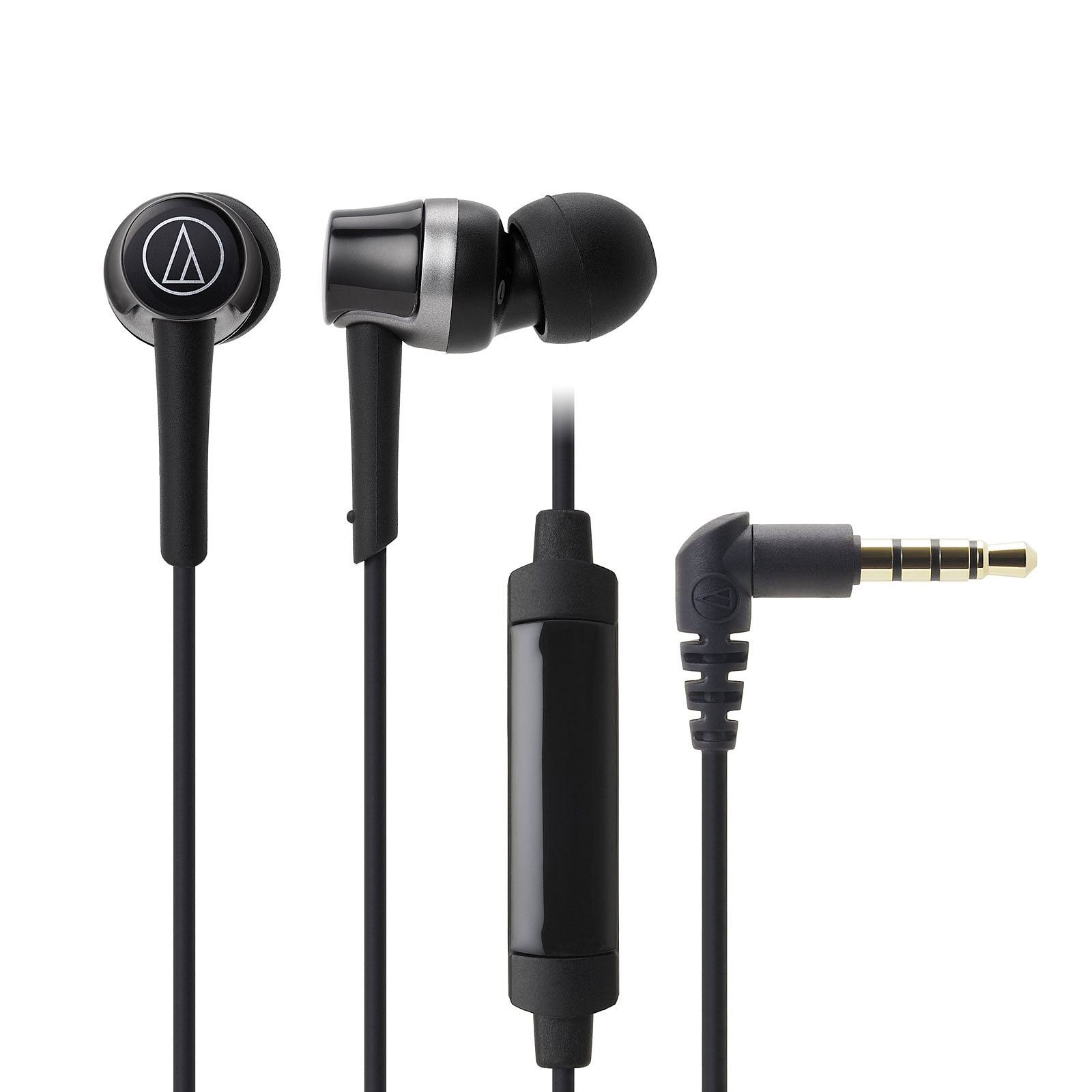 Audio-Technica ATH-CKR30iS Noir