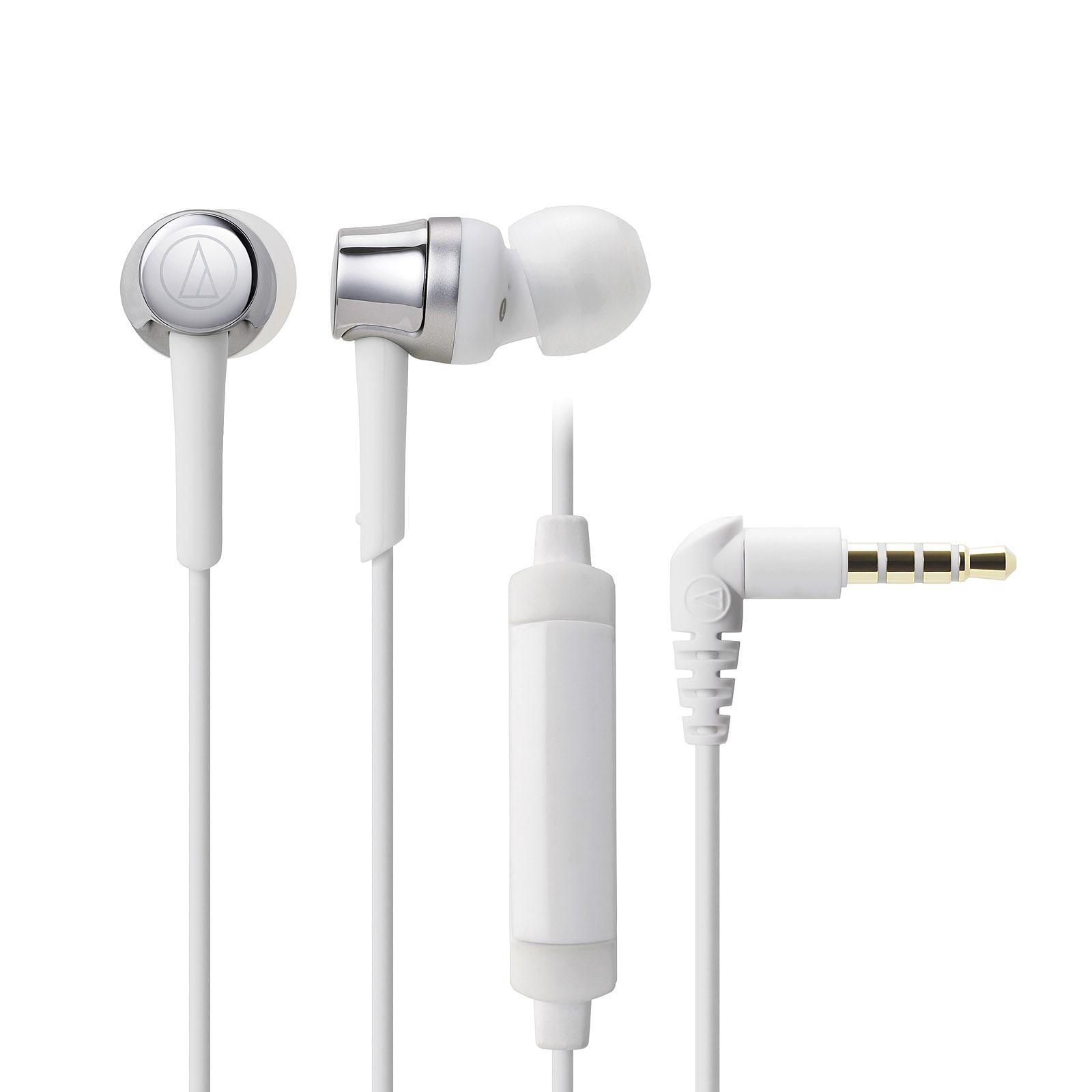 Audio-Technica ATH-CKR30iS Blanc