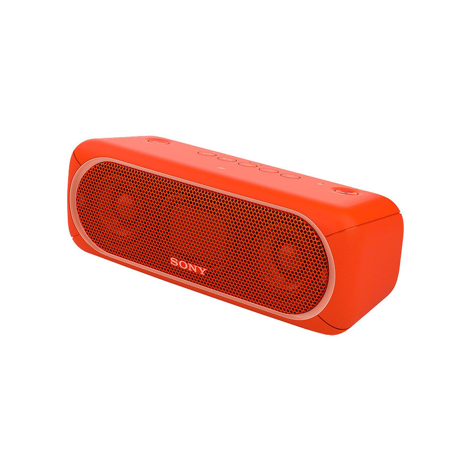 Sony SRS-XB30 Rouge