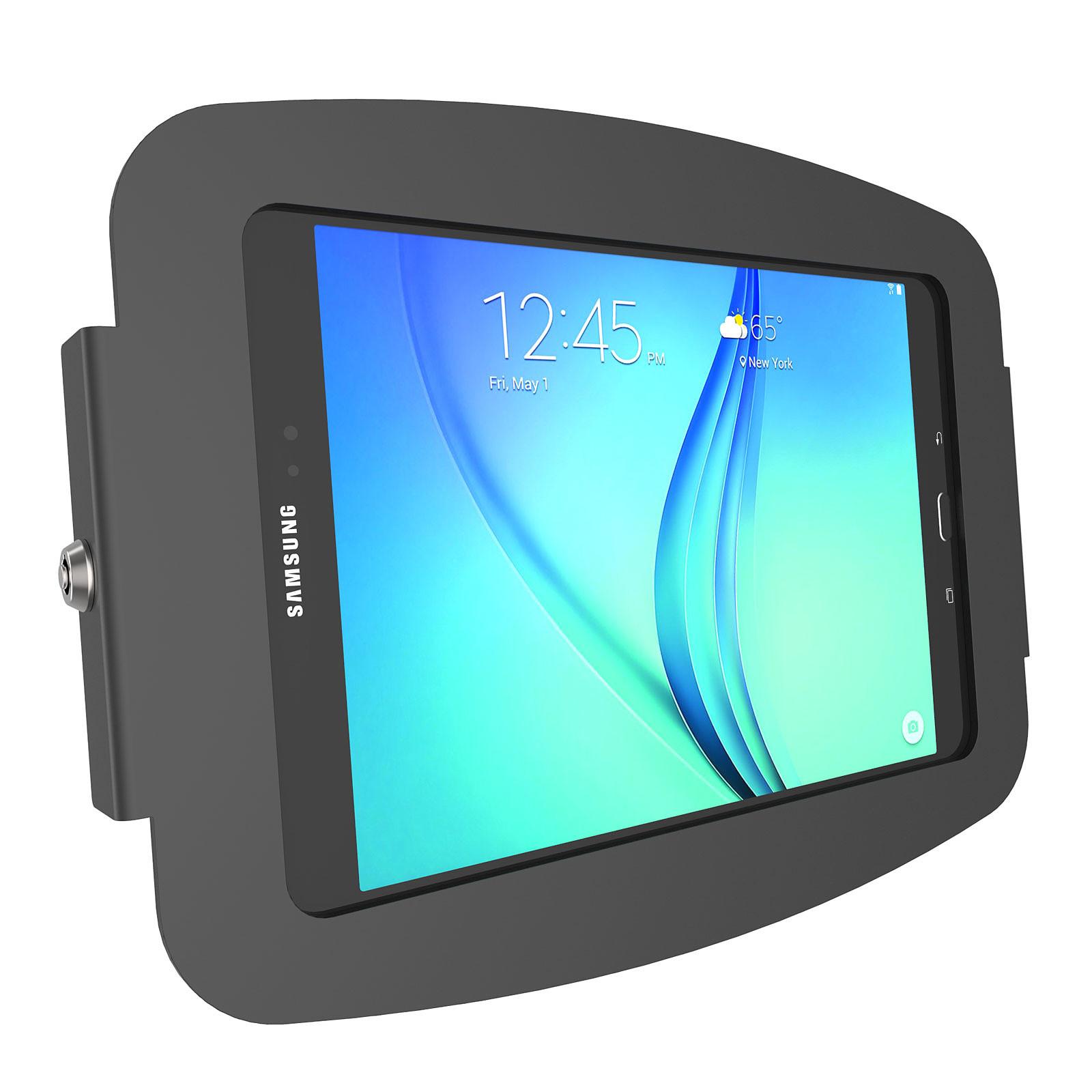 24e359dc98c Maclocks Space Galaxy Tab A 10.1 Tablet Enclosure Wall Mount Noir ...