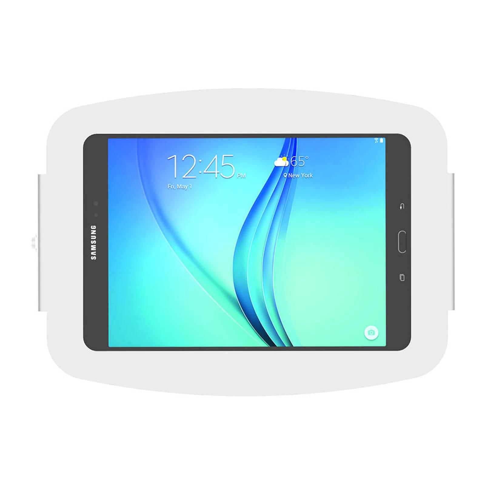 7d69294a77d Maclocks Space Galaxy Tab A 10.1 Tablet Enclosure Wall Mount Blanc Support  mural avec verrou pour