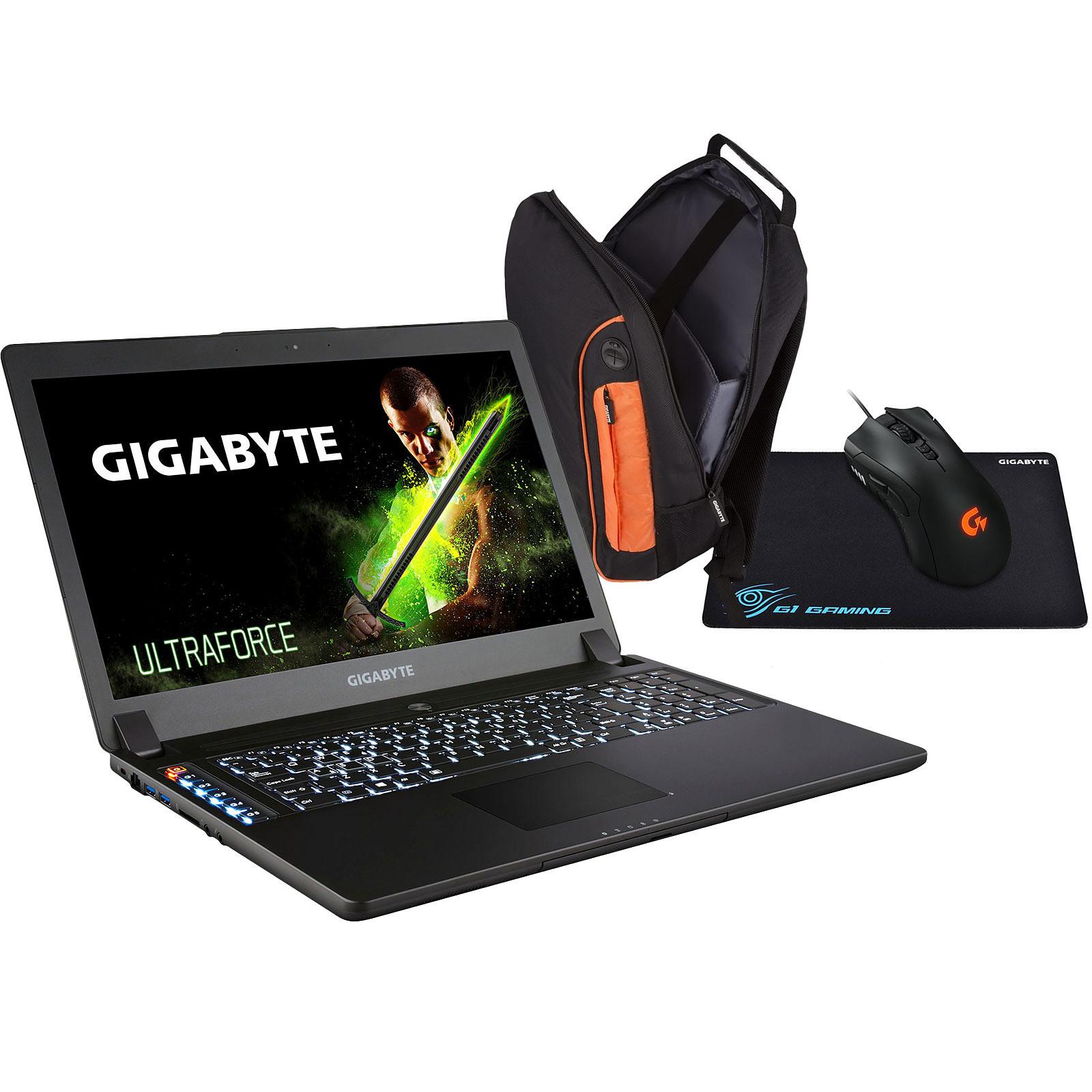 Gigabyte P37X v6 C4KW10-FR 4K + Bonus Pack OFFERT !