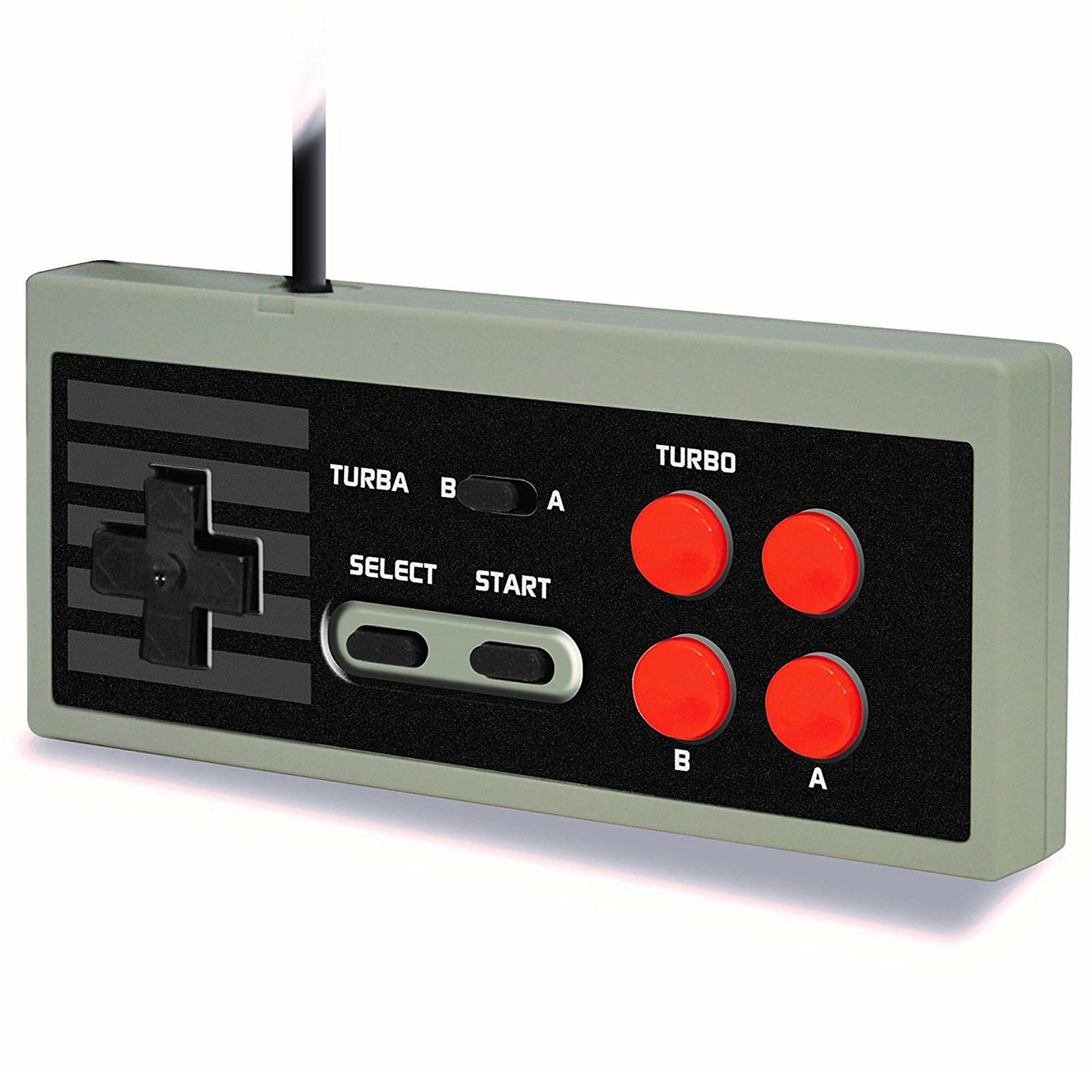Steelplay Edge Gamepad (Mini NES) + Cheat Book