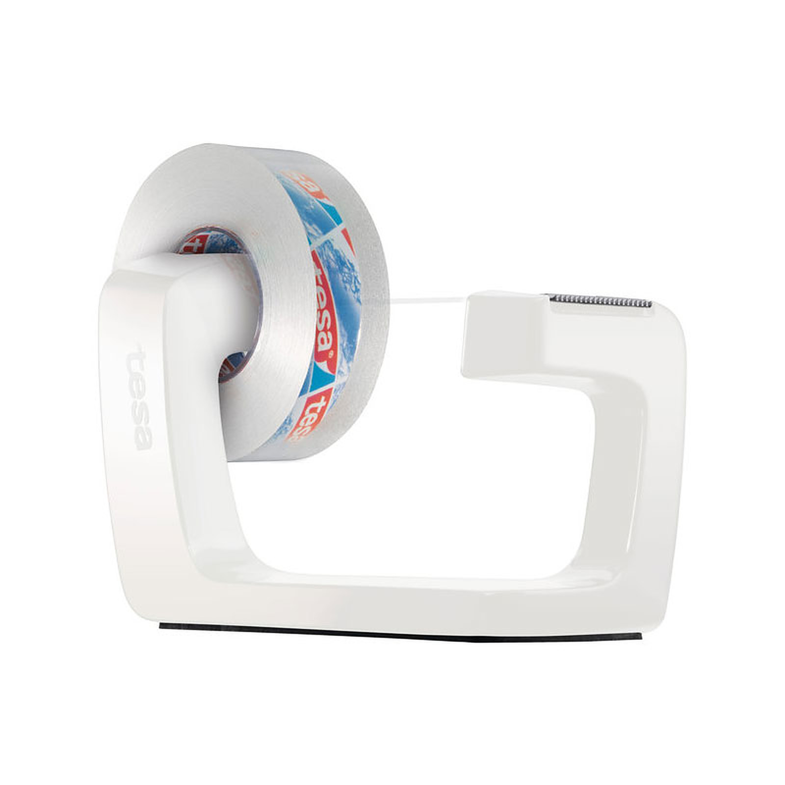tesa Easy Cut Frame Blanc + Rouleau transparent