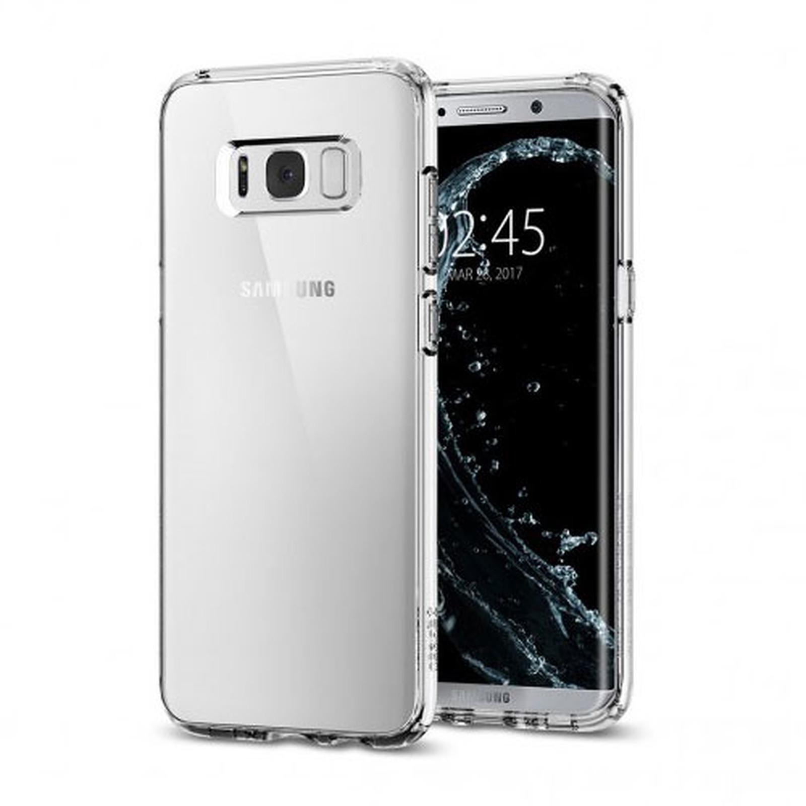 Spigen Case Ultra Hybrid Transparent Galaxy S8+