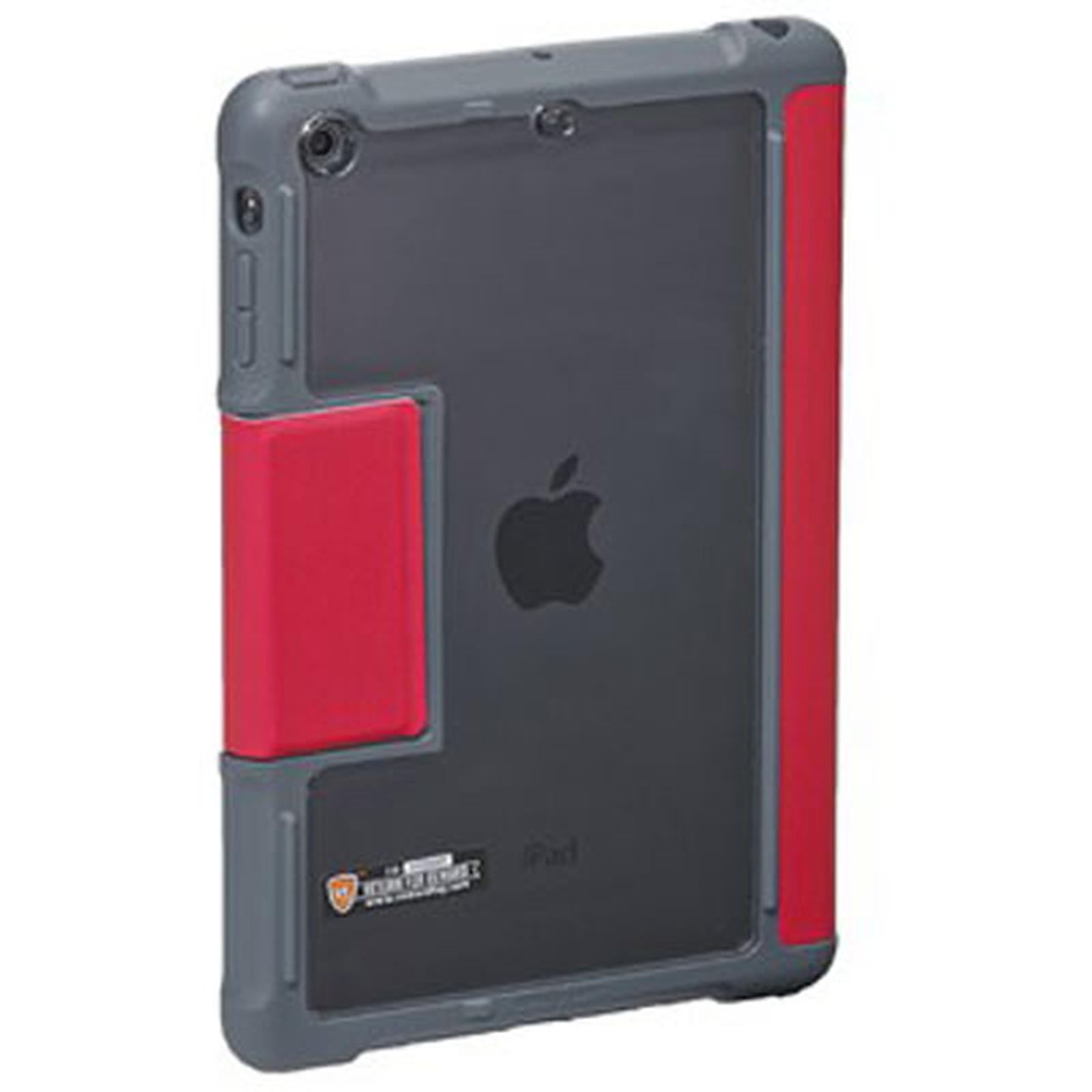 STM Dux iPad 2017 Rojo