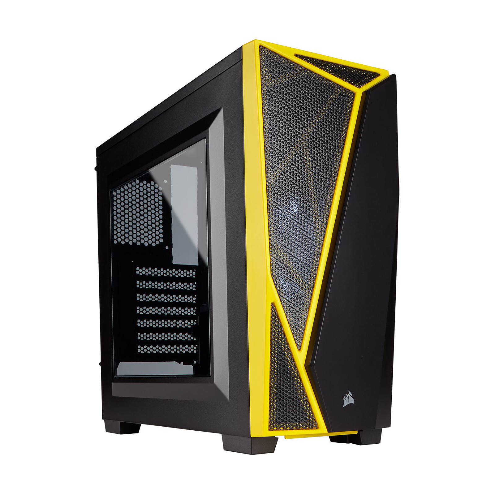 Corsair Carbide SPEC-04 Noir/Jaune