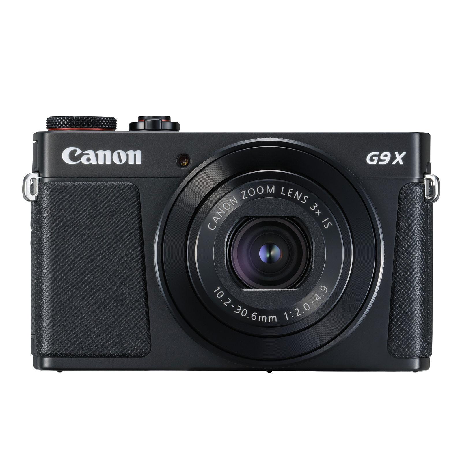 Canon PowerShot G9 X Mark II Noir