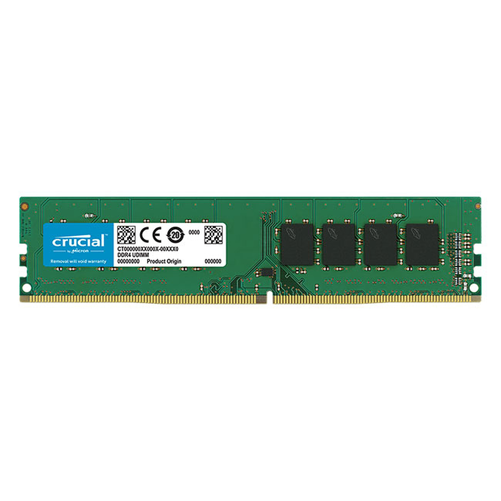 Crucial DDR4 8 Go 2666 MHz CL19 SR X8