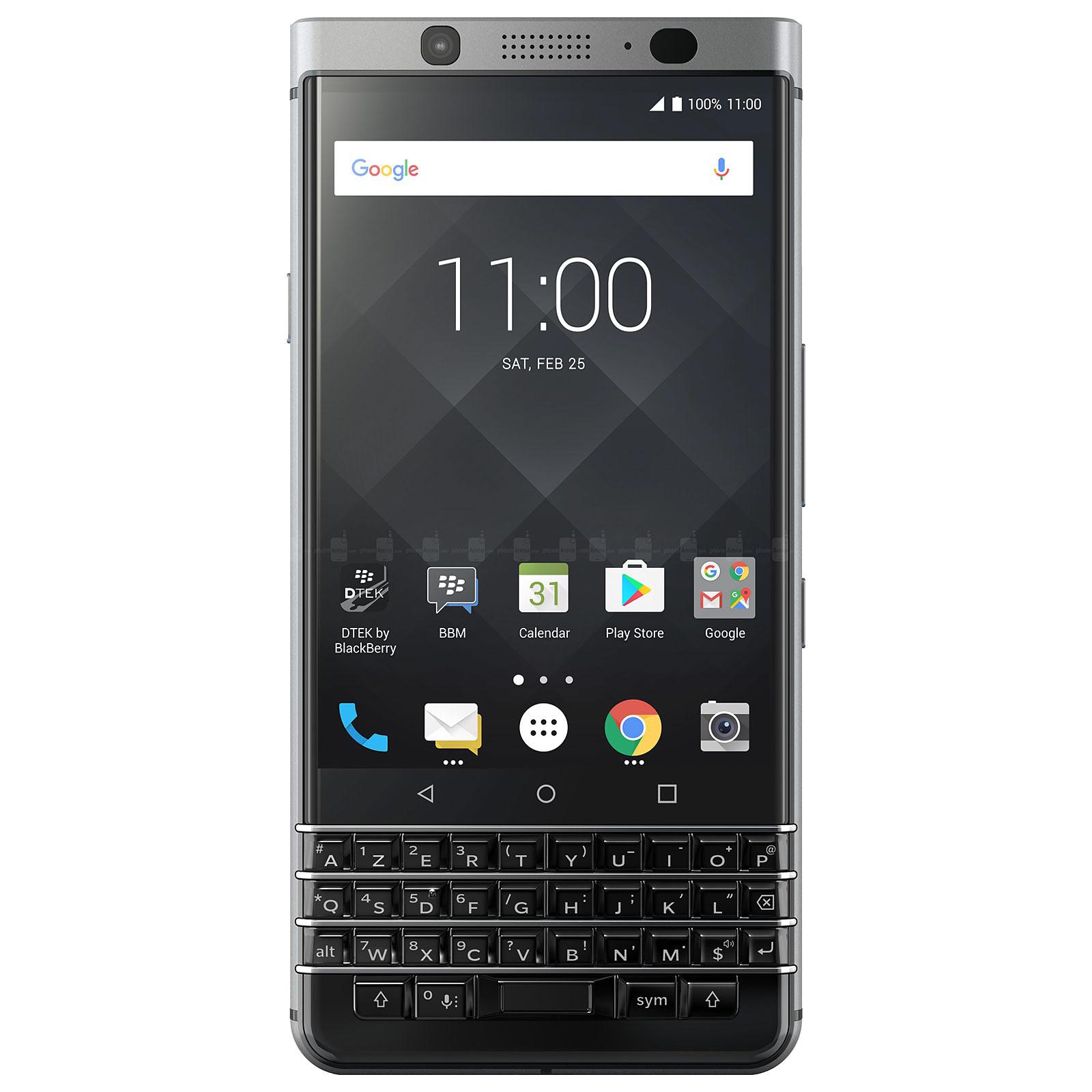 BlackBerry KEYone Argent (3 Go / 32 Go)