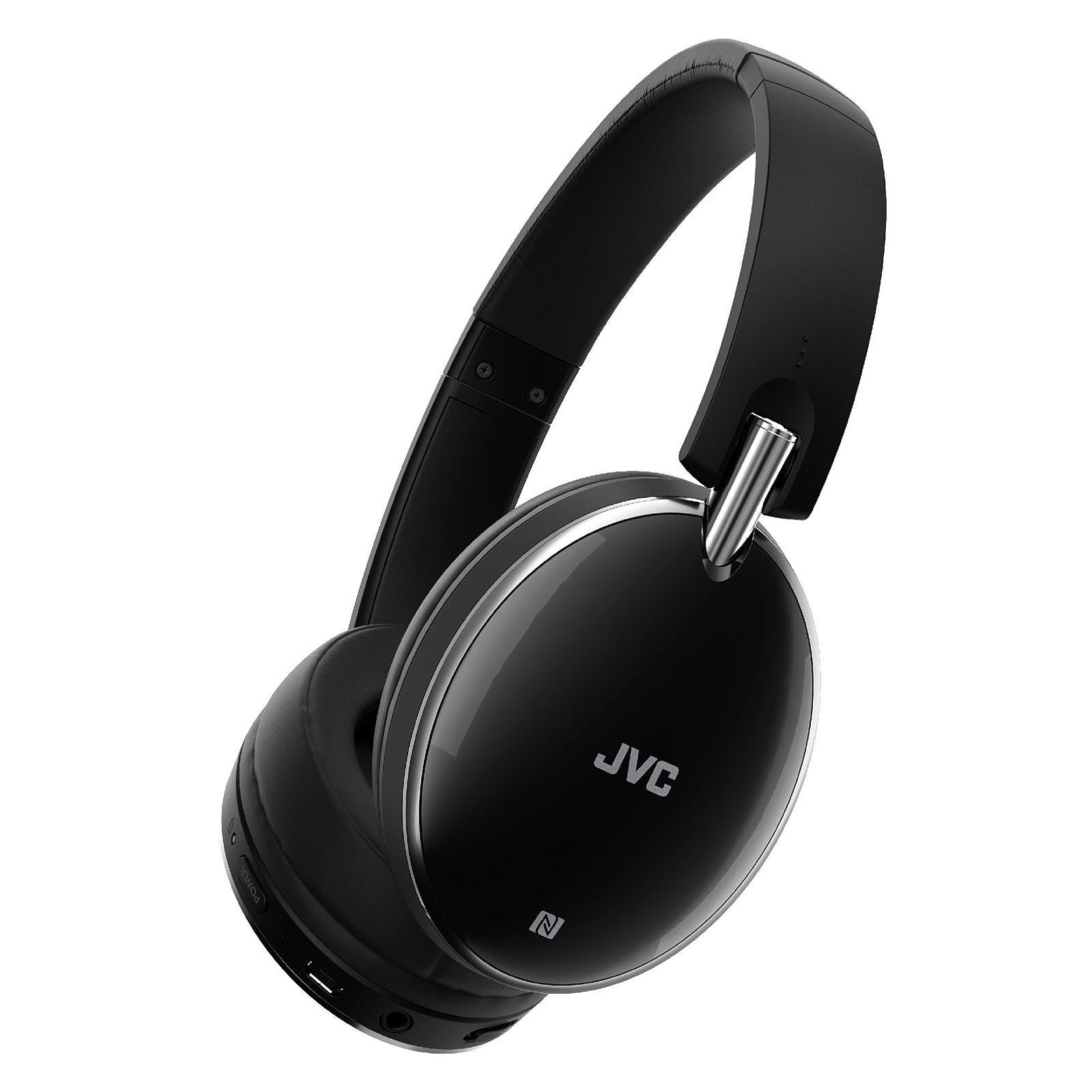 JVC HA-S90BN Noir