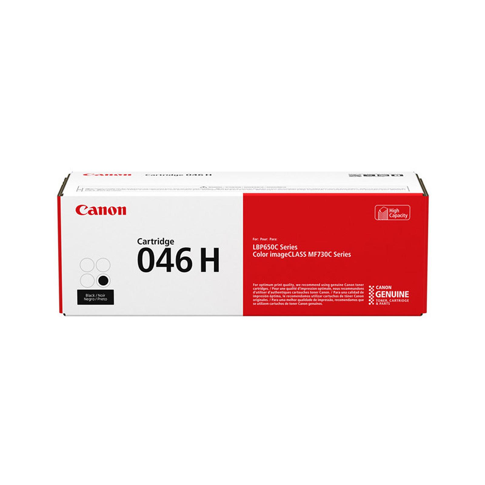 Canon 046H Noir