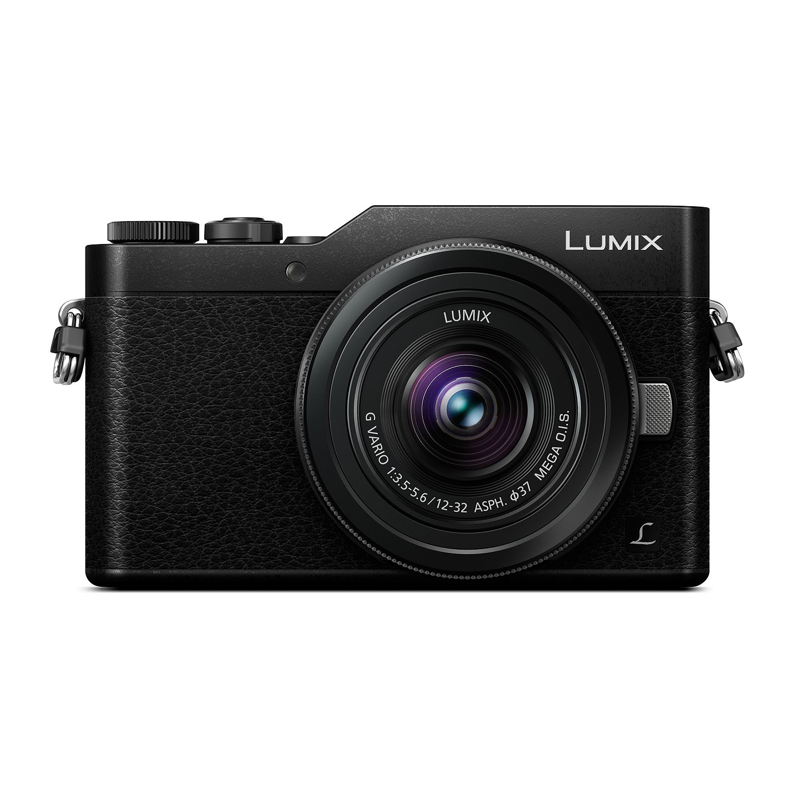 Panasonic Lumix DC-GX800 Noir + 12-32 mm