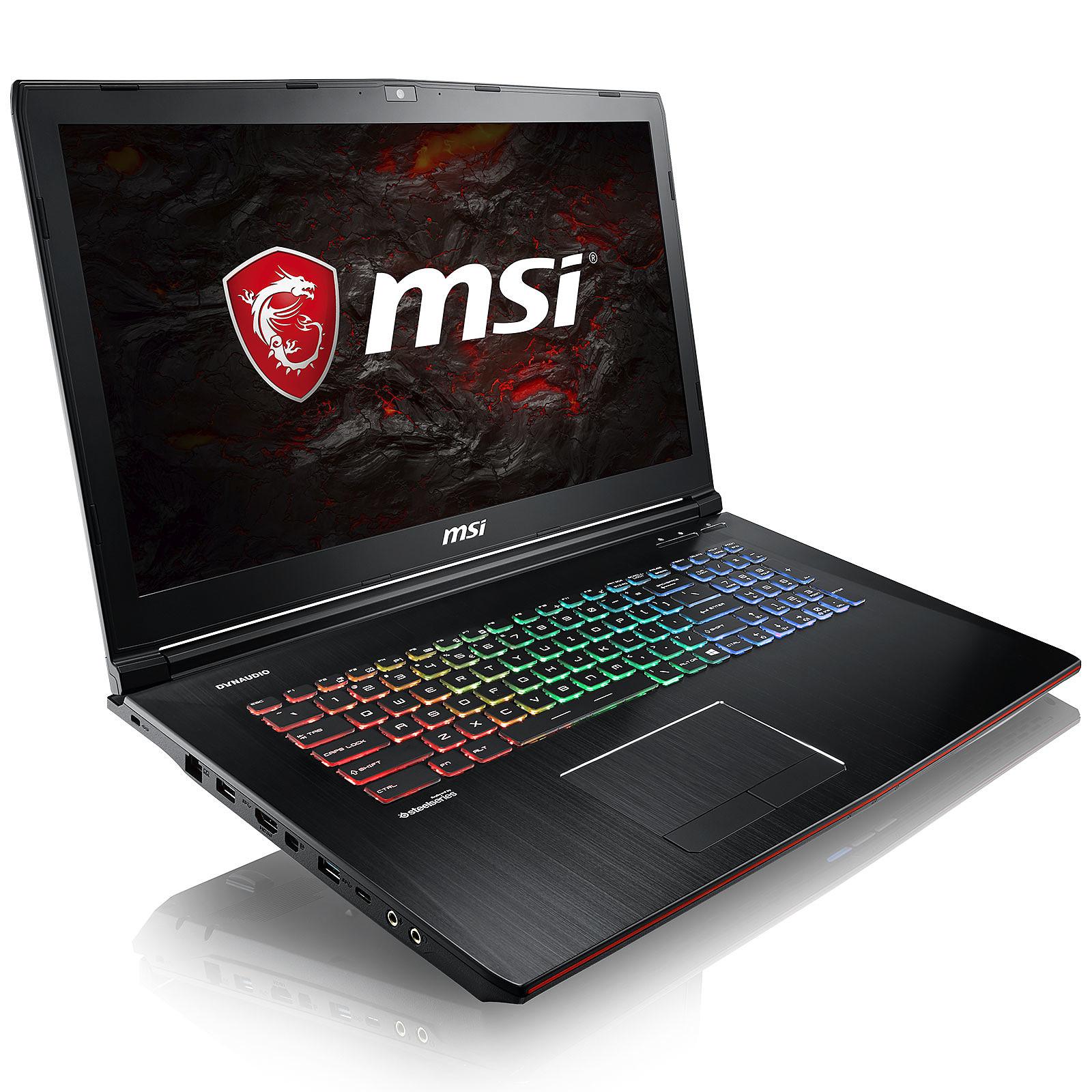 MSI GE72MVR 7RG-071FR Apache Pro