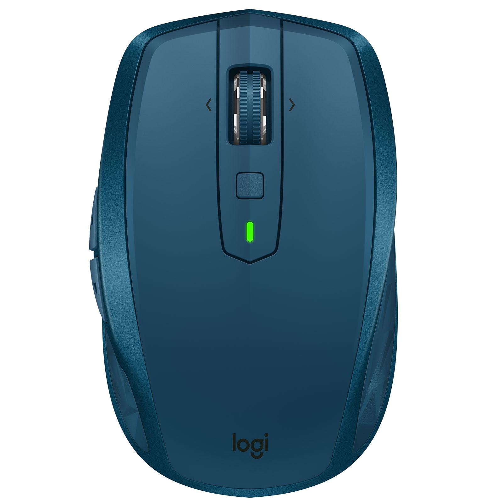 Logitech MX Anywhere 2S Bleue