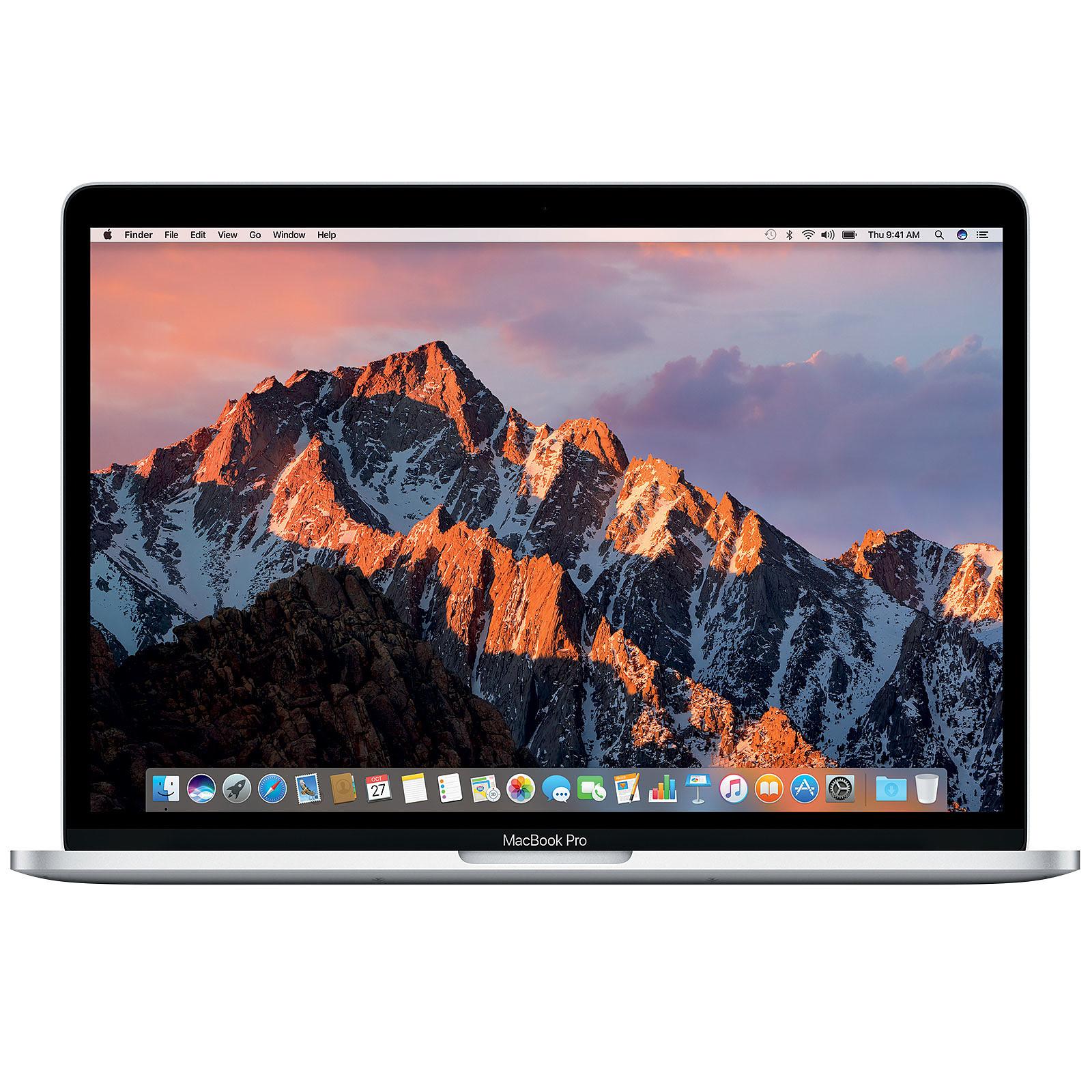 "Apple MacBook Pro 13"" Argent (MPXR2FN/A)"