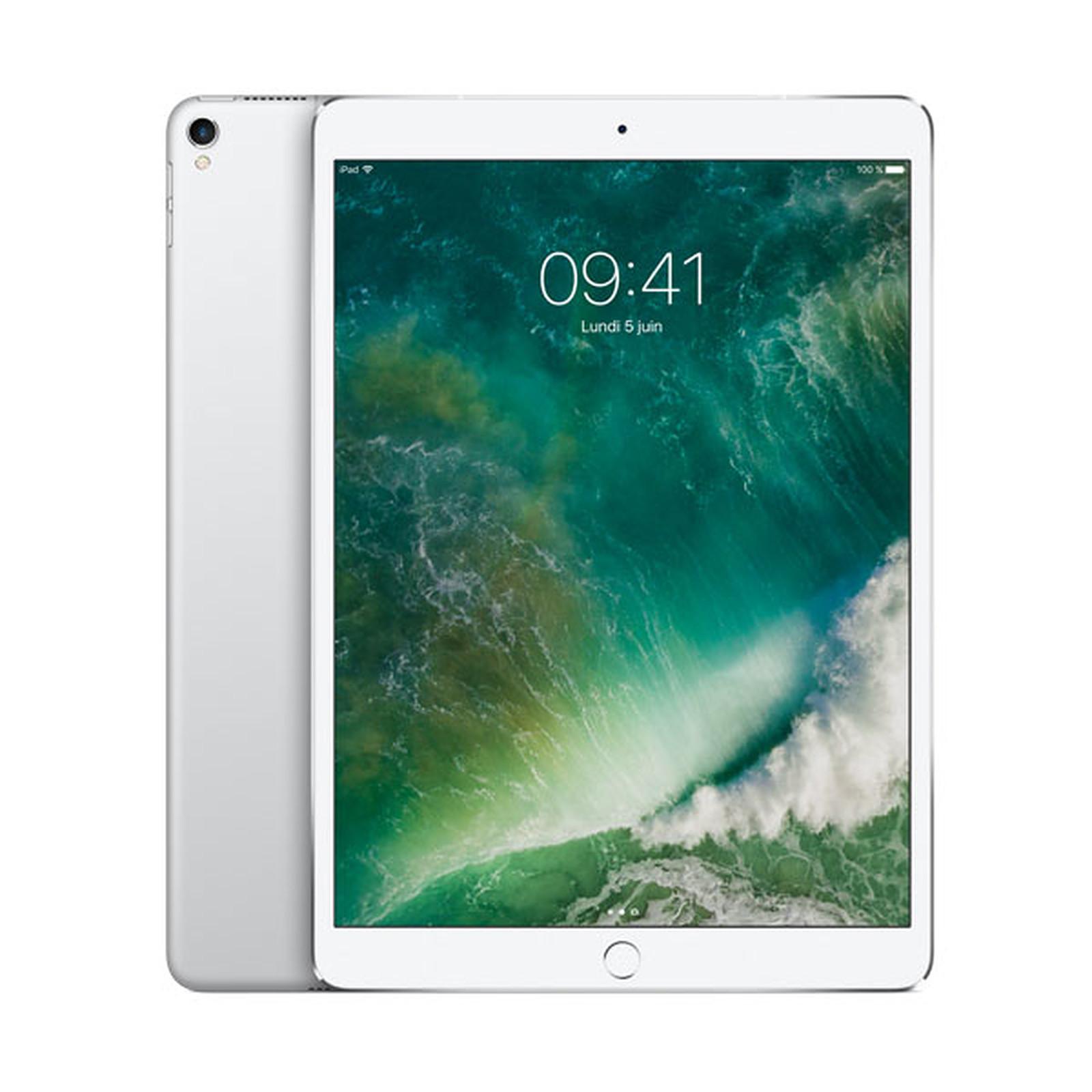 Apple iPad Pro (2017) 10.5 pouces 512 Go Wi-Fi + Cellular Argent