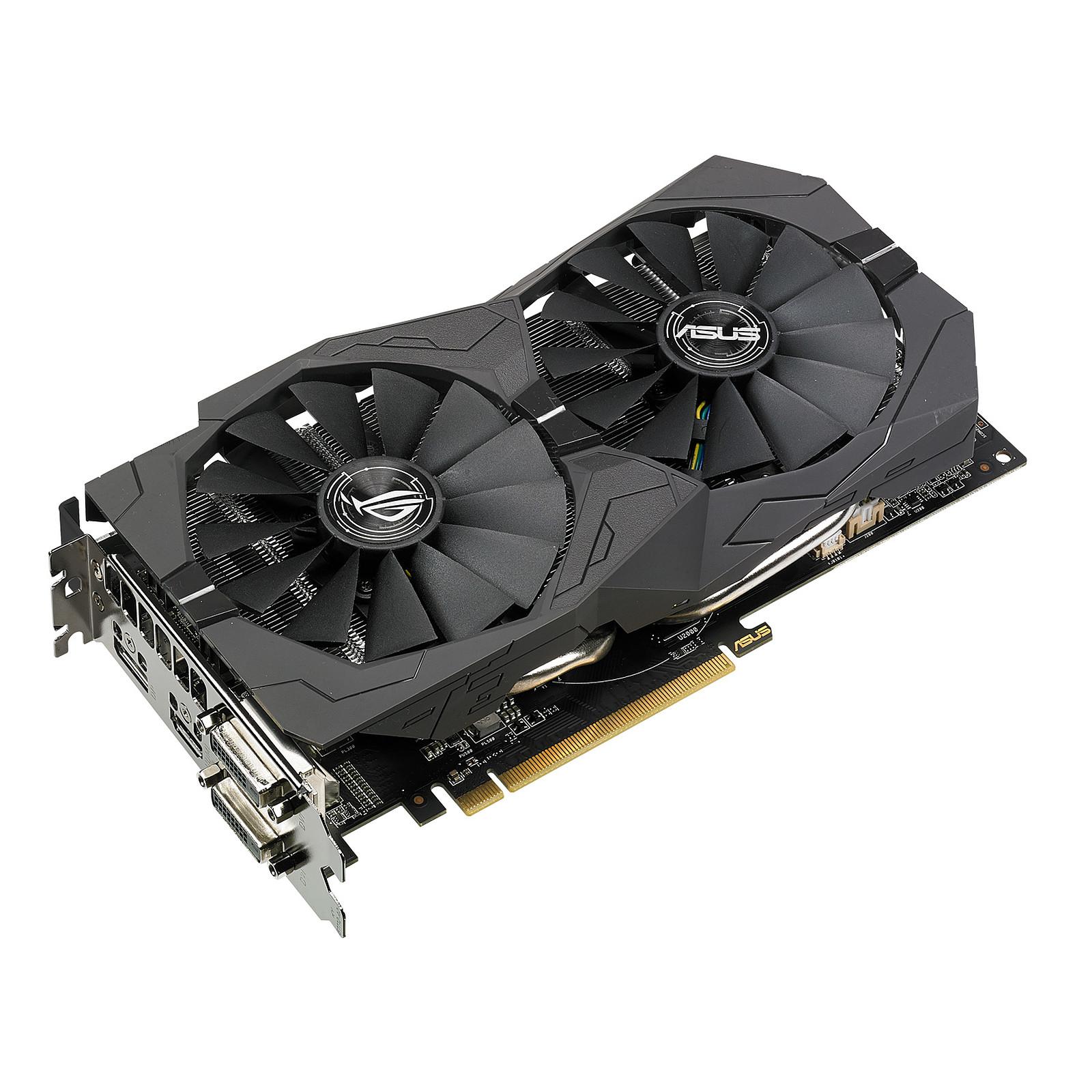 ASUS ROG STRIX AMD Radeon RX 570 4G Gaming