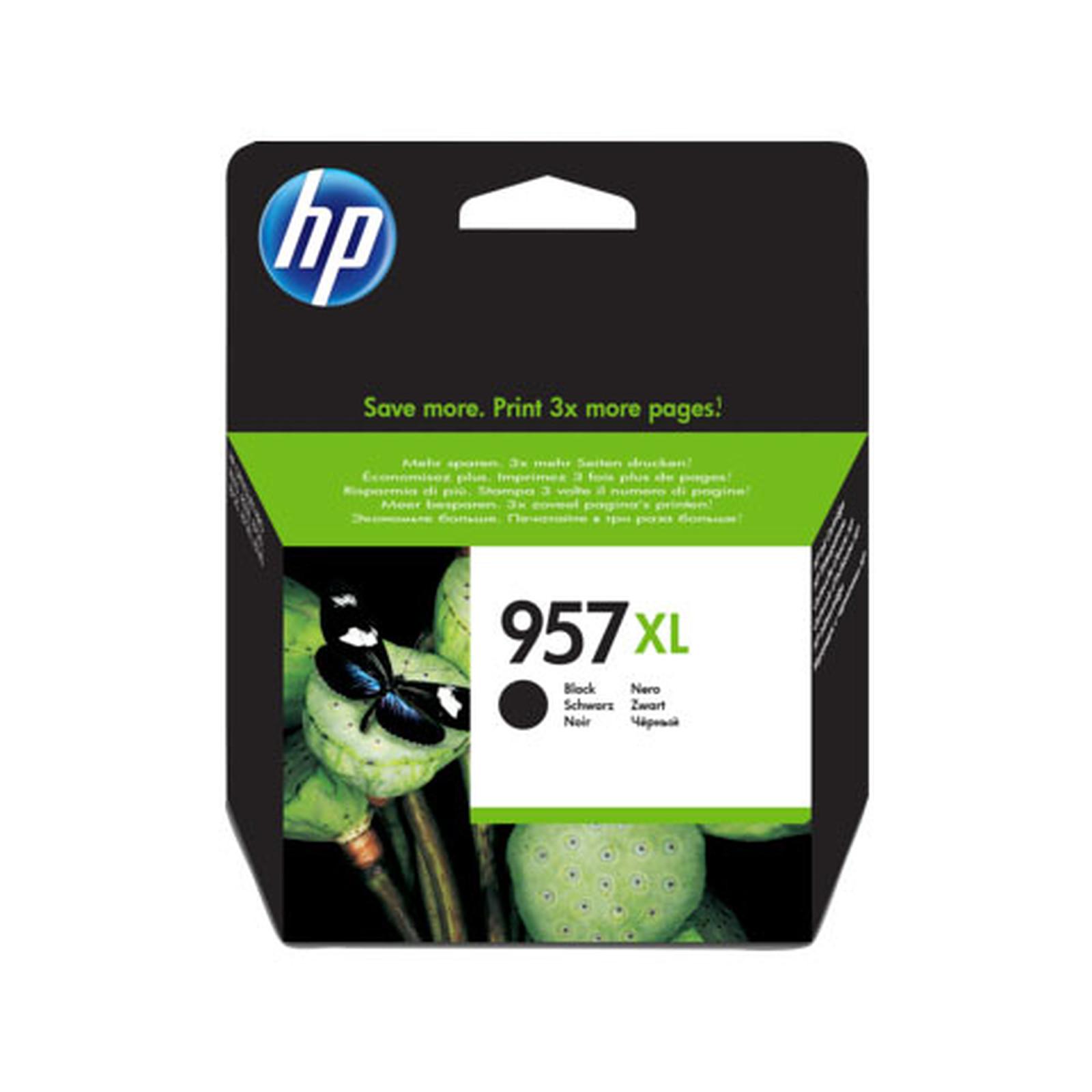 HP 957XL Noir - L0R40AE