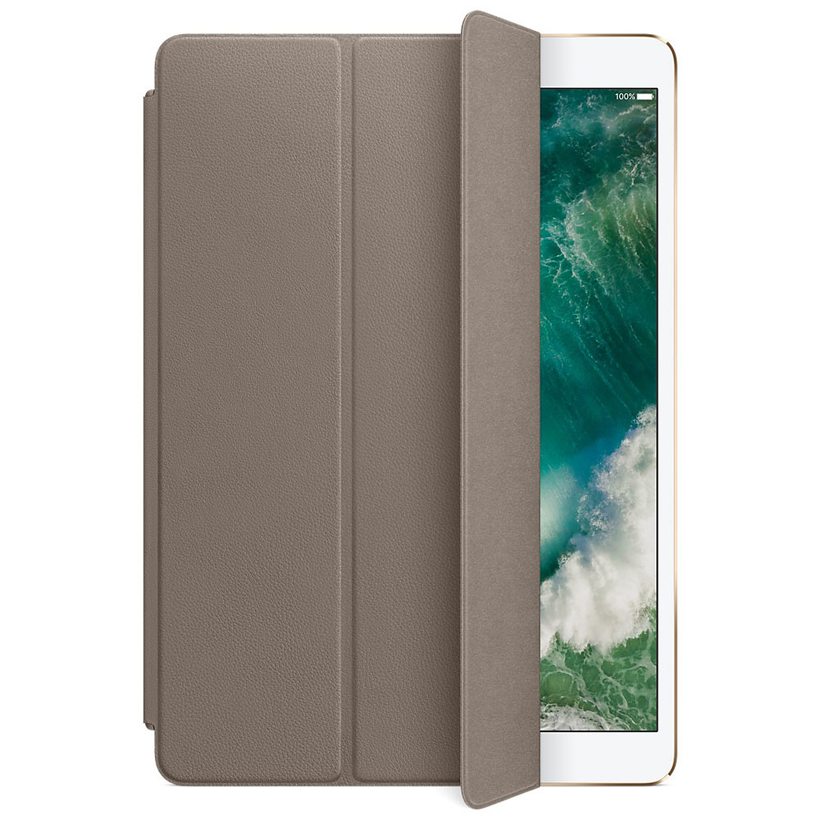 "Apple iPad Pro 10.5"" Smart Cover Cuir Taupe"