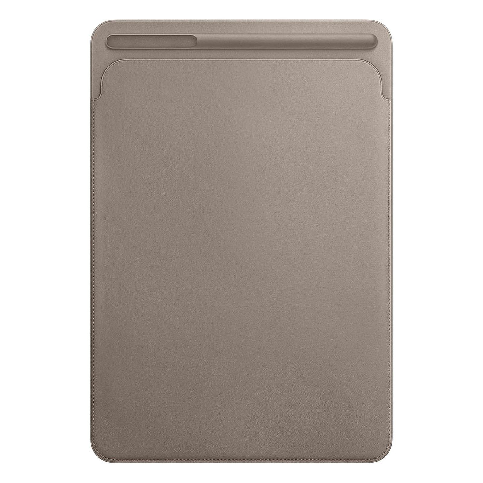 """Apple iPad Pro 10.5"""" Estuche de cuero grisáceo"""