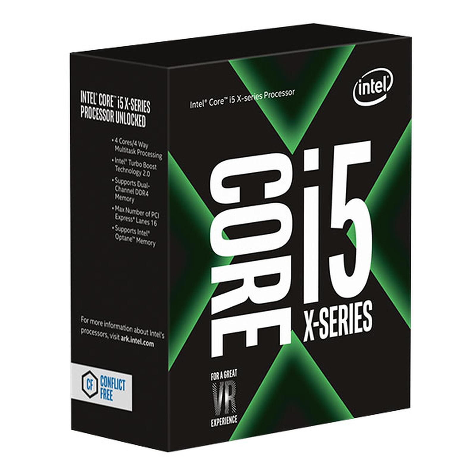 Intel Core i5-7640X (4.0 GHz)