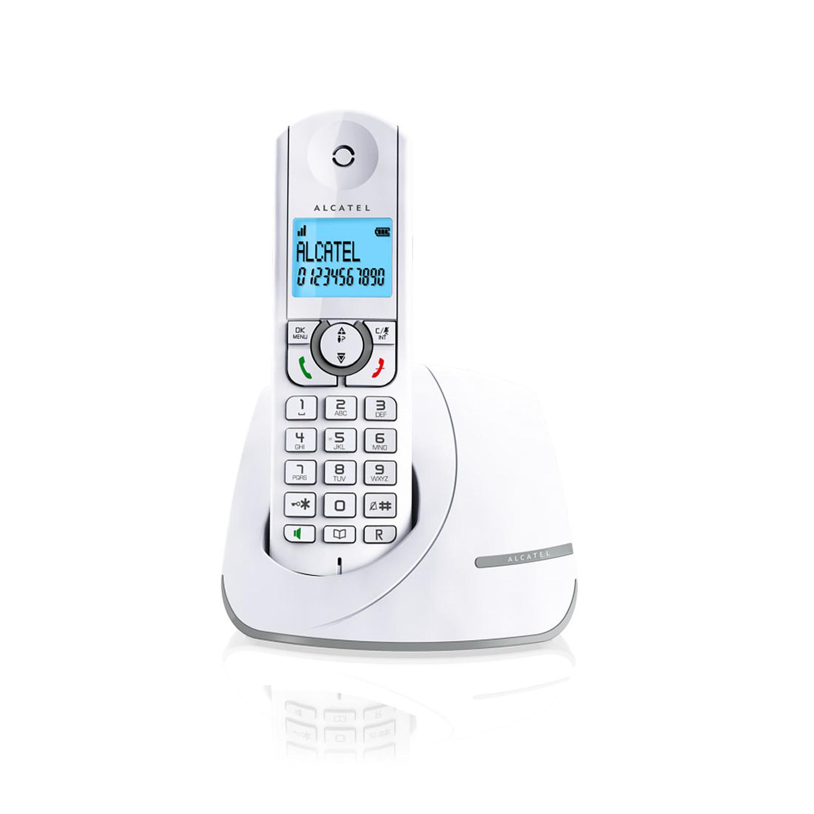 Alcatel F390 Gris