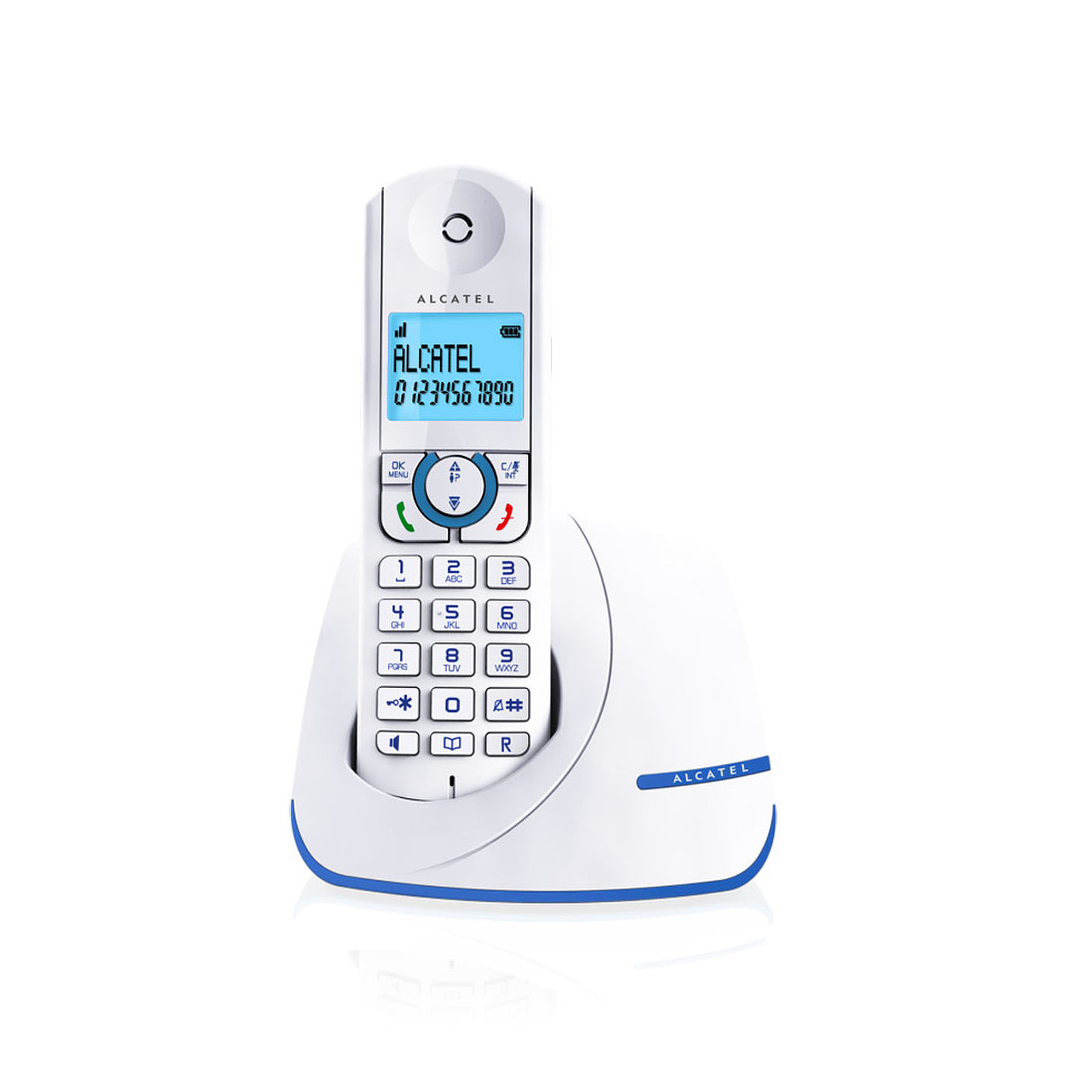 Alcatel F390 Bleu
