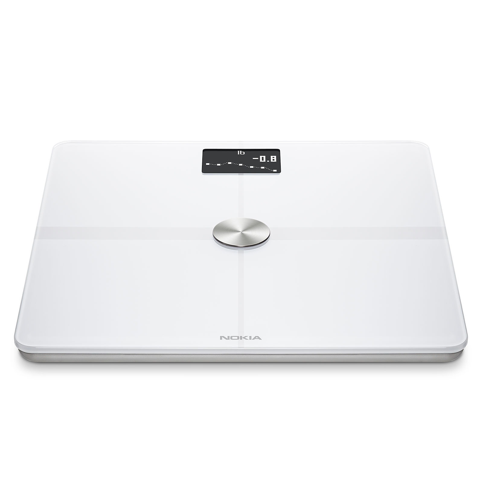 Withings Nokia Body+ Blanc