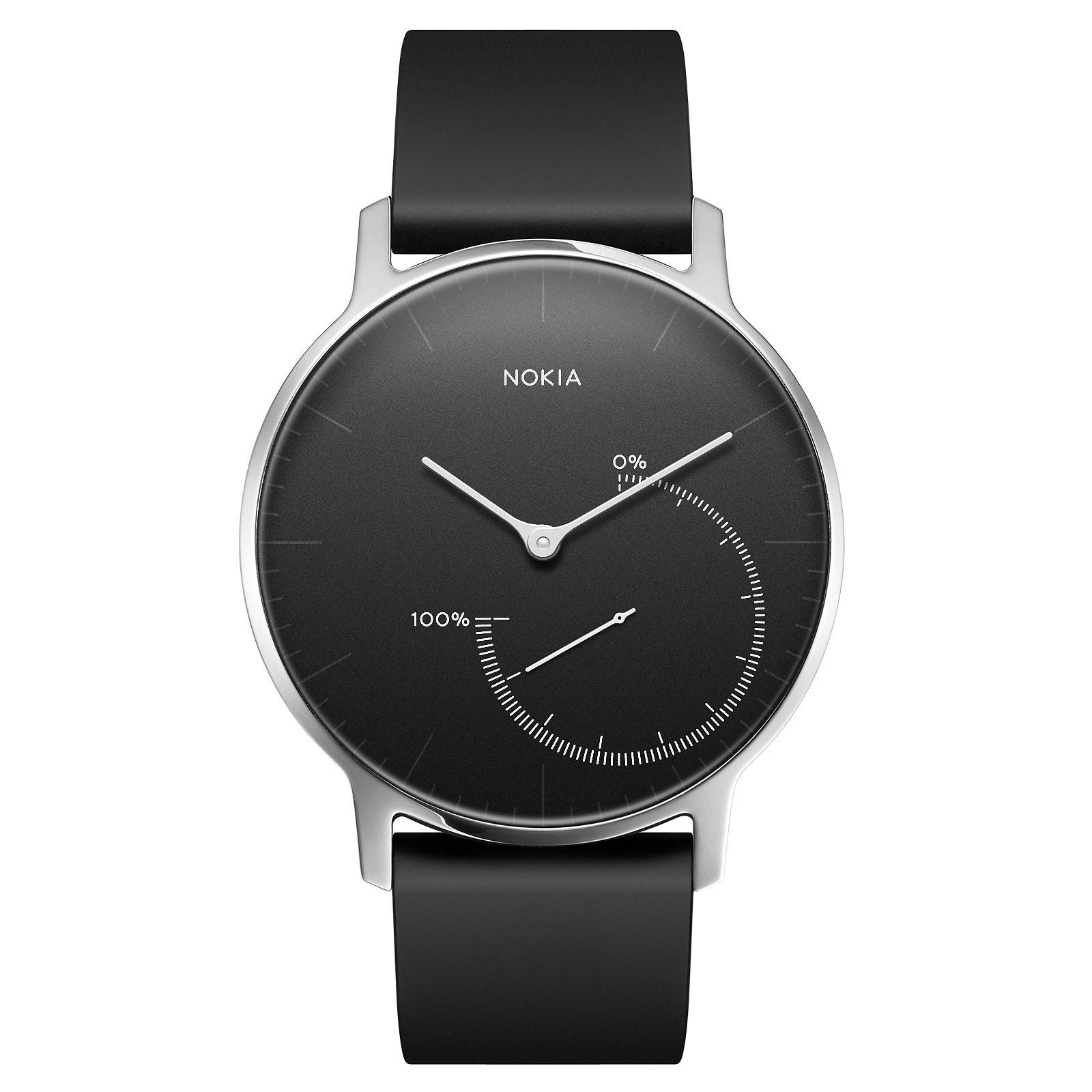 Withings Nokia Acero Negro
