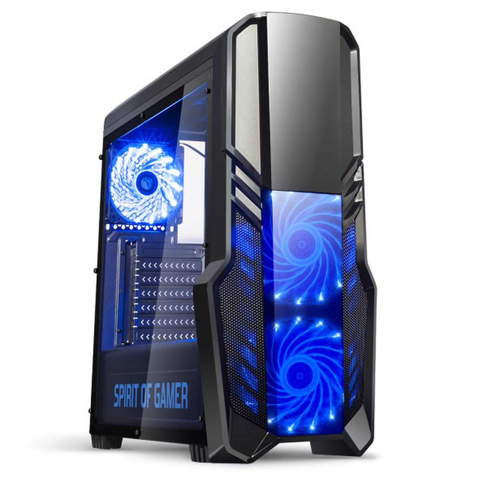 Spirit of Gamer Rogue II (Bleu)