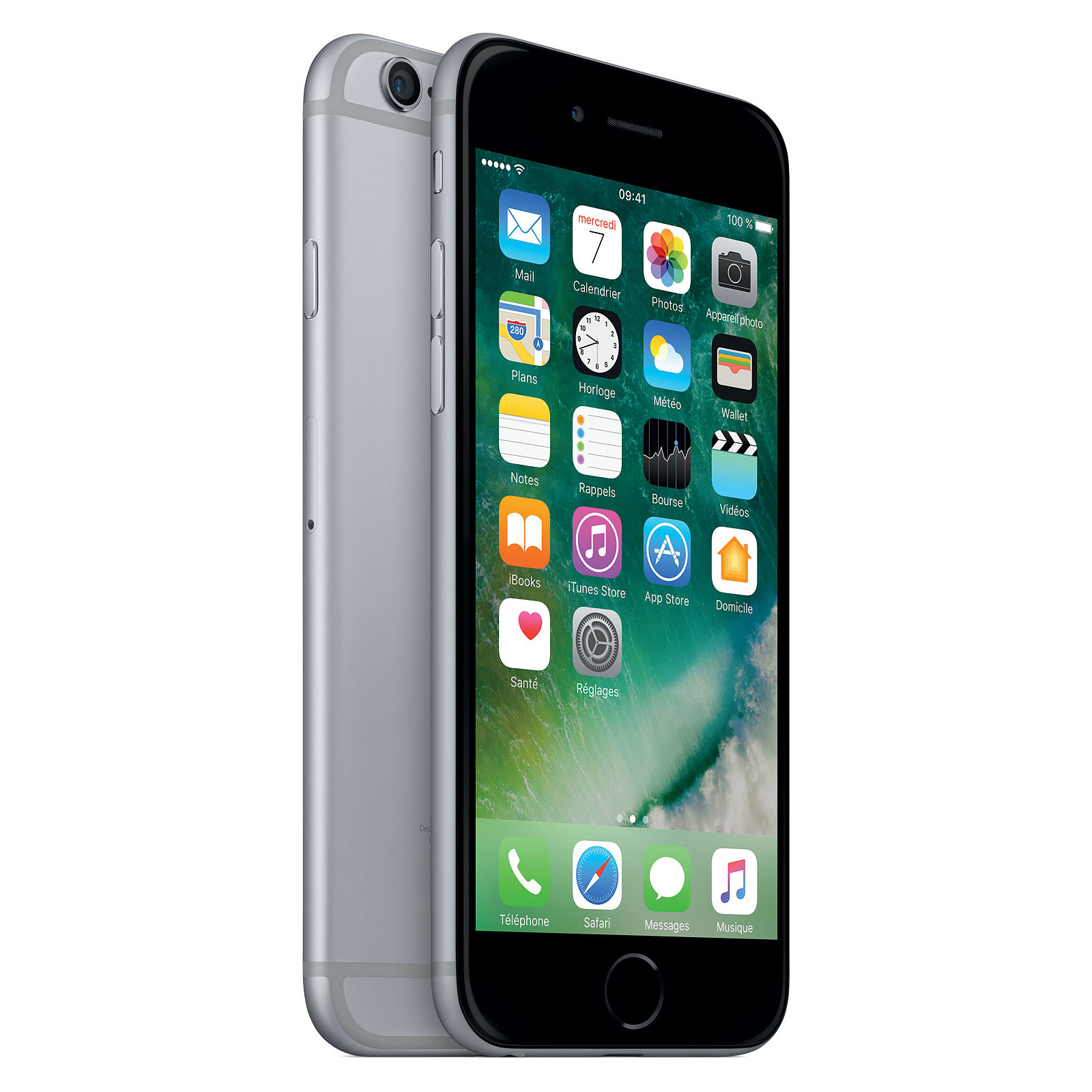 Apple Iphone 6 32 Go Gris Sidéral Mobile Smartphone