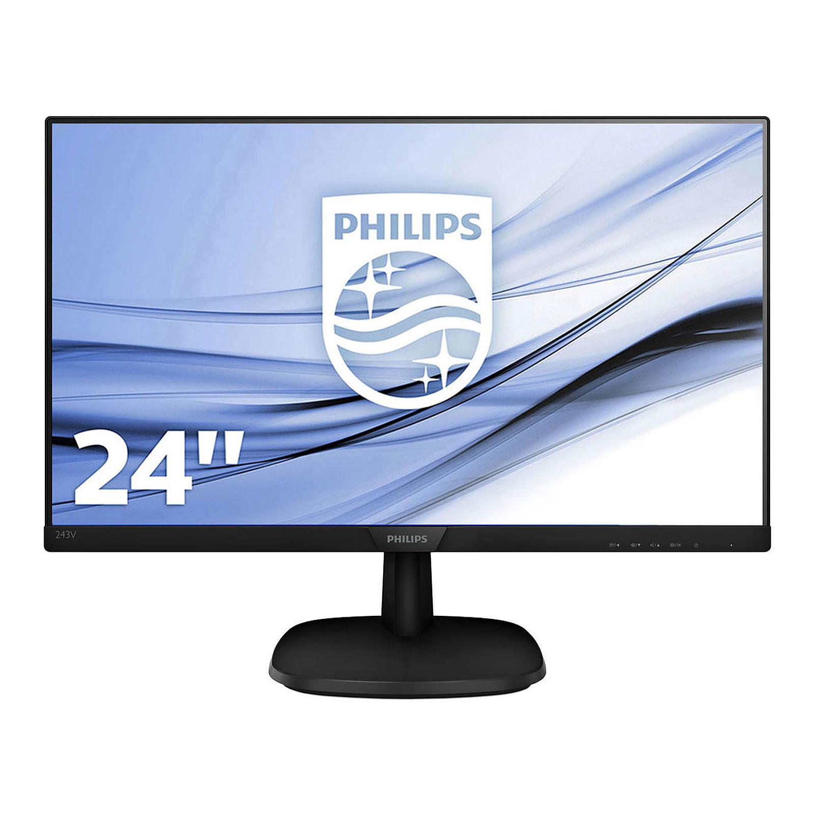 """Philips 24"""" LED - 243V7QJABF/00"""