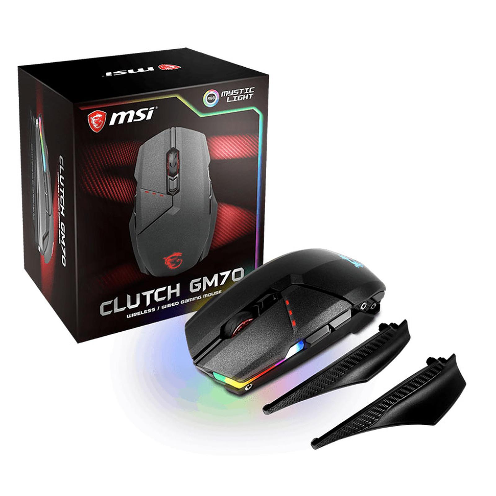 24e6a62b18d ... Souris PC; Avis MSI Clutch GM70; Acheter MSI Clutch GM70 ...
