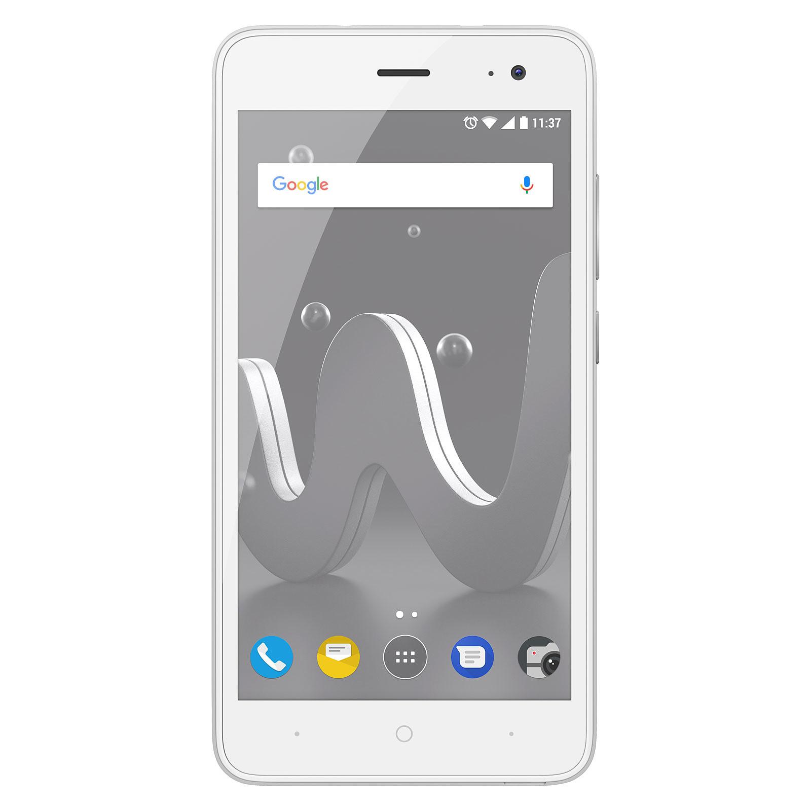 Wiko Jerry 2 Argent - Mobile & smartphone Wiko sur LDLC | Muséericorde