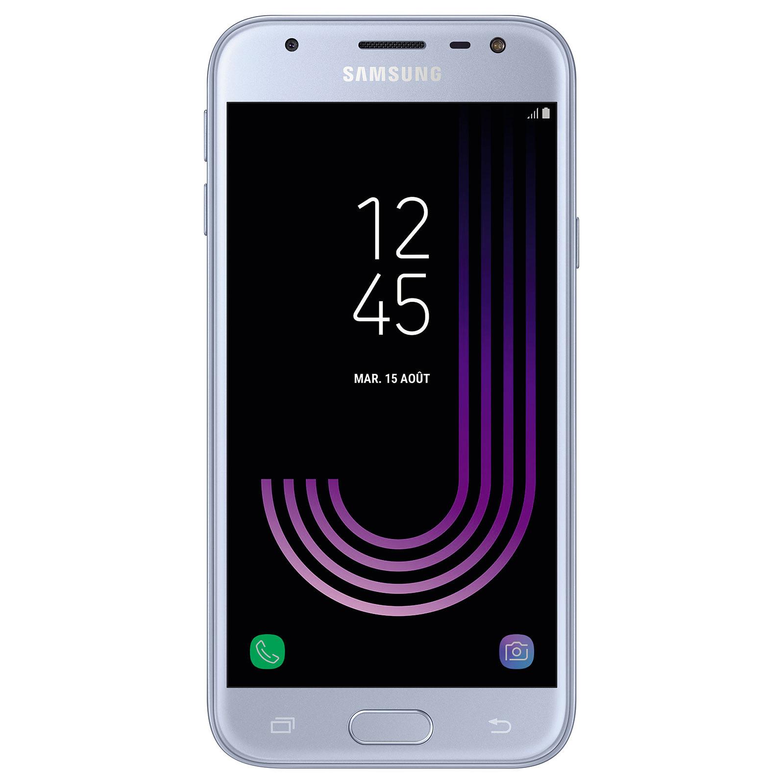Samsung Galaxy J3 2017 Bleu/Argent