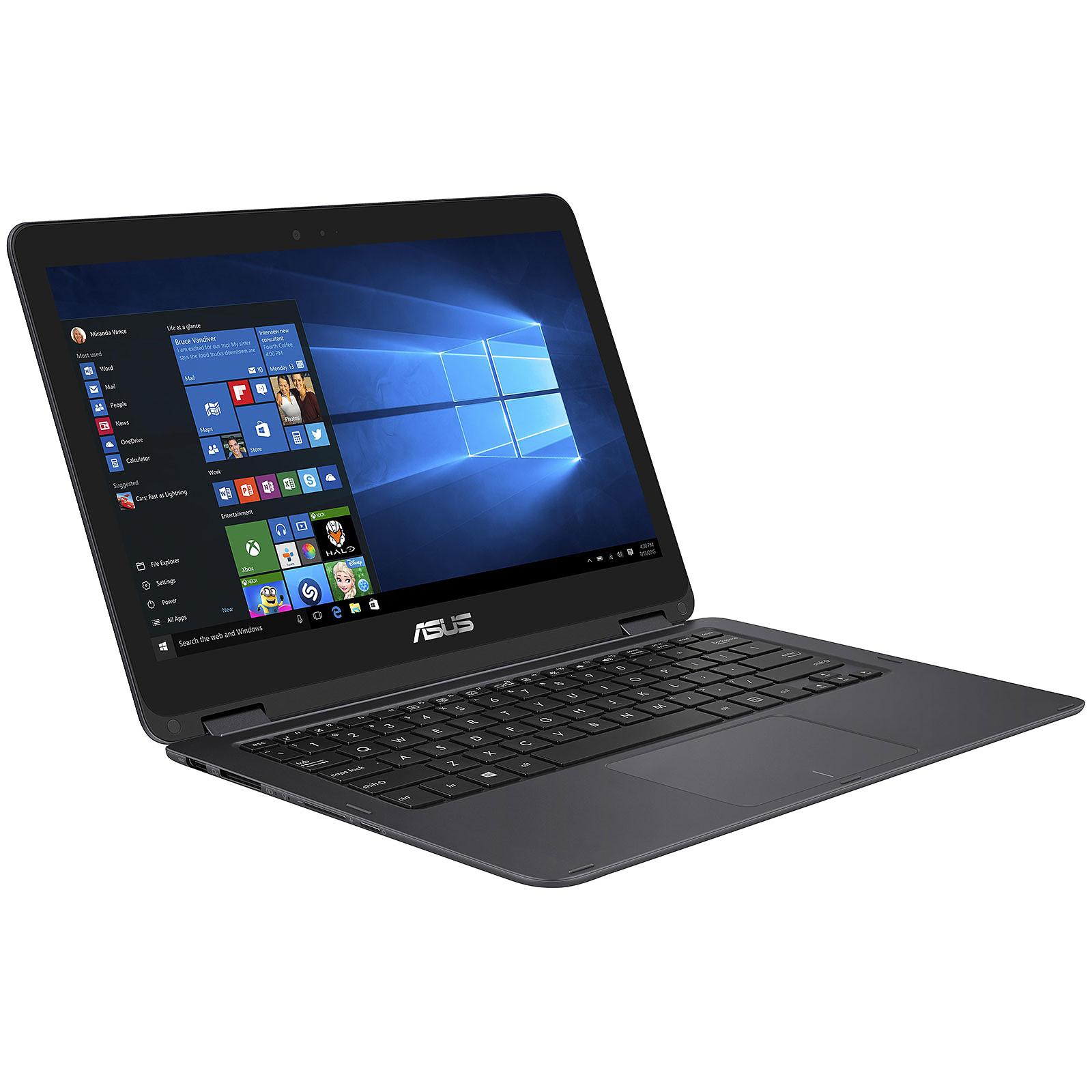 ASUS Zenbook Flip UX360UAK-BB377TB Noir