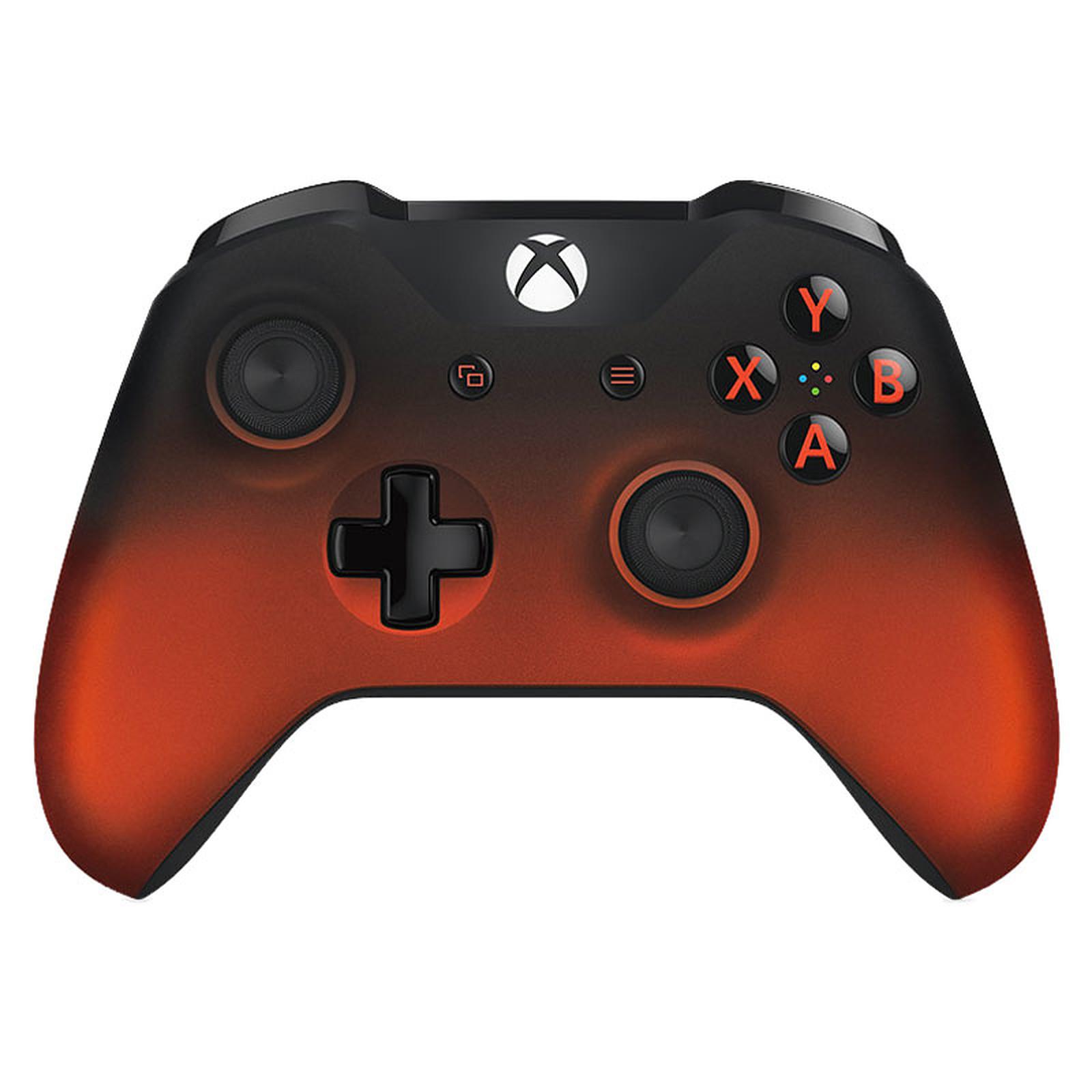Microsoft Xbox One Wireless Controller Volcano Shadow