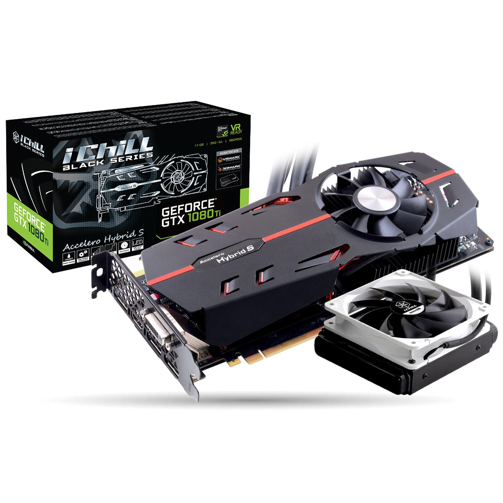 INNO3D iChiLL GeForce GTX 1080 Ti Black