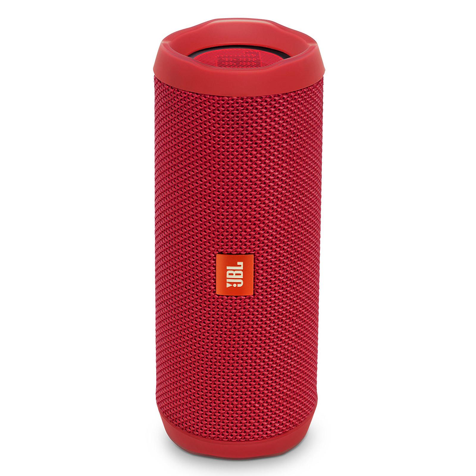 JBL Flip 4 Rouge