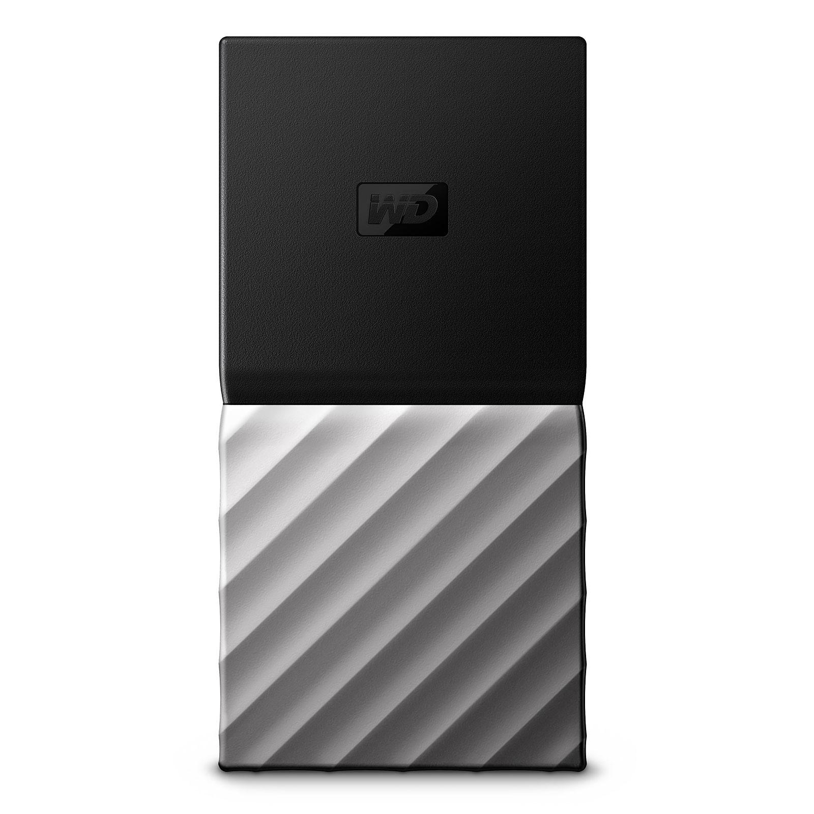 WD My Passport SSD 256 Go USB 3.1 (WDBKVX2560PSL)